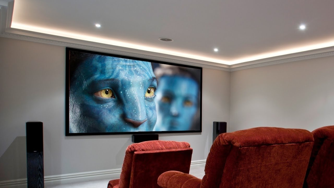10 Most Popular Home Theater Ideas For Small Rooms brilliant small home theatre ideas youtube 2020