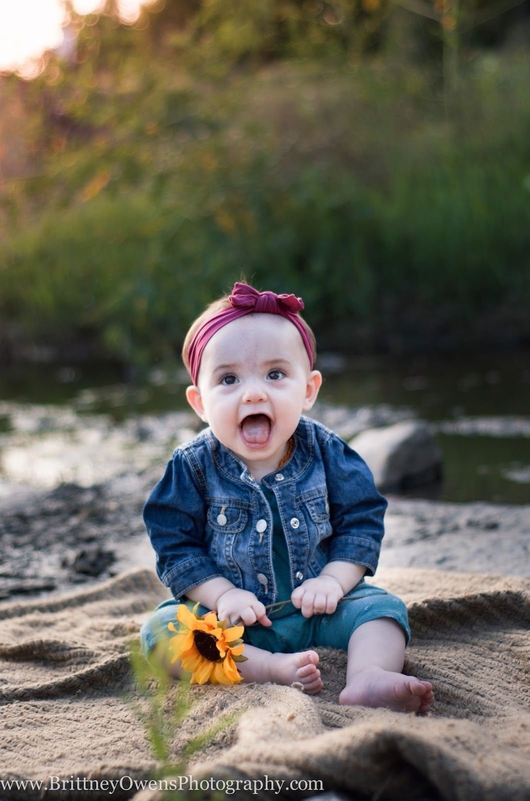10 Stylish 9 Month Old Photo Ideas brittney owens photography baby es 9 month session fort smith ar 2020