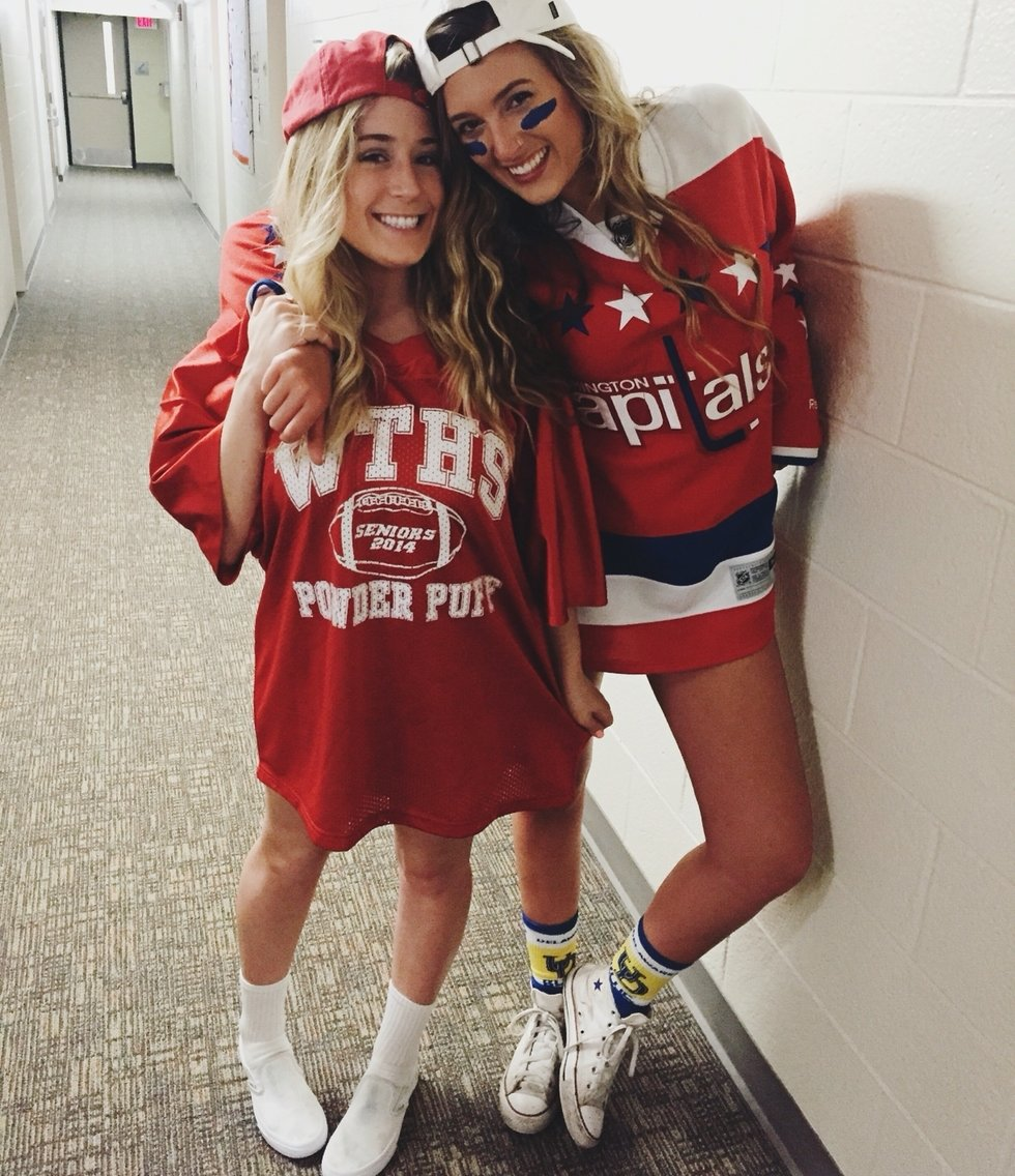 10 Ideal High School Halloween Costume Ideas bros frat party sorority life college life football sports toolbags
