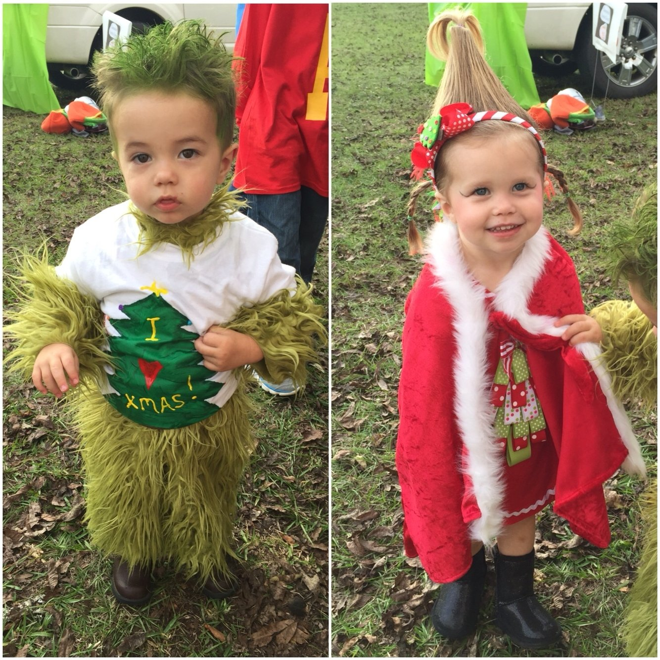 10 Most Popular Halloween Costume Ideas For Sisters brother sister costume cindy lou who and the grinch halloween 2020