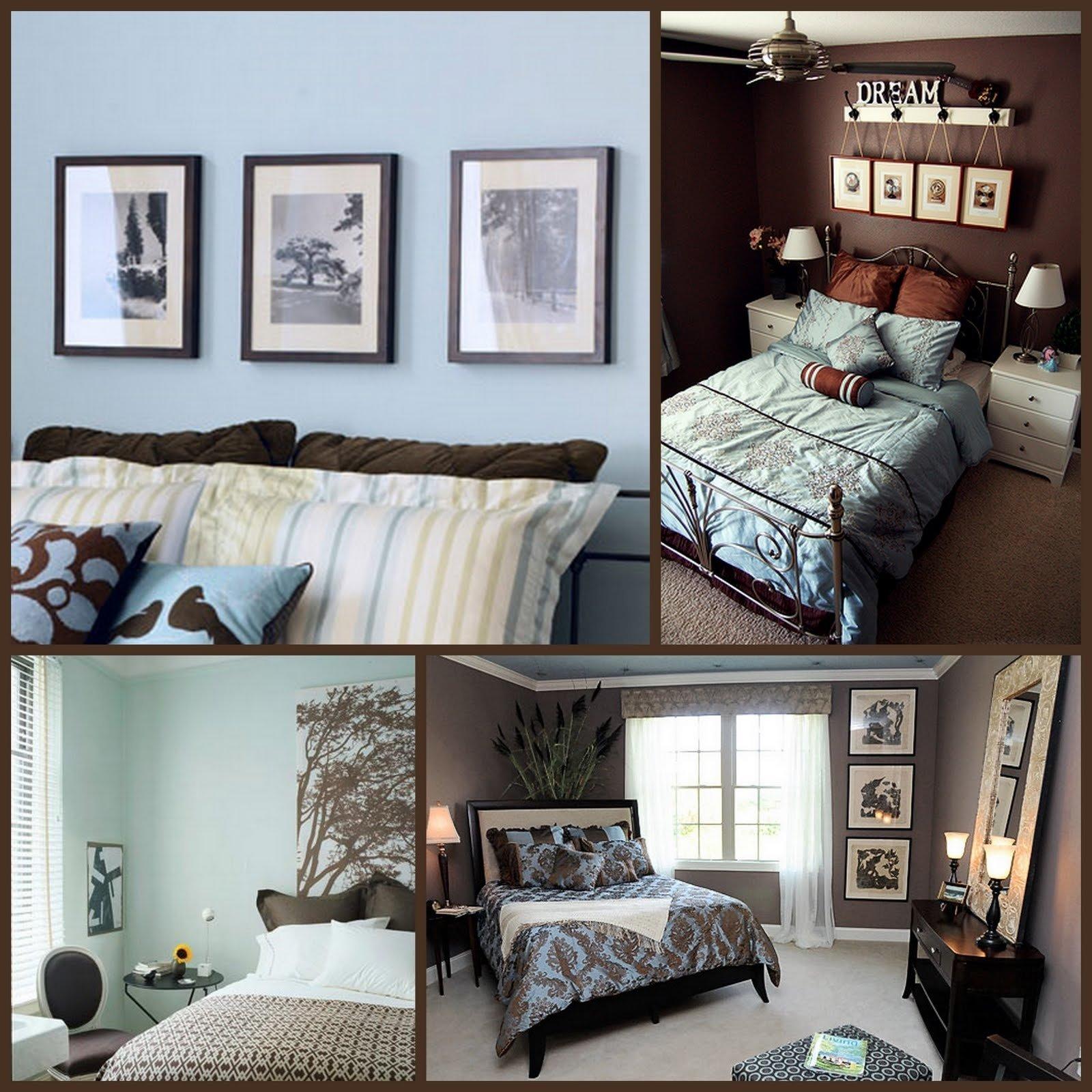 10 Fantastic Brown And Blue Bedroom Ideas brown and blue bedroom ideas nurani 2021