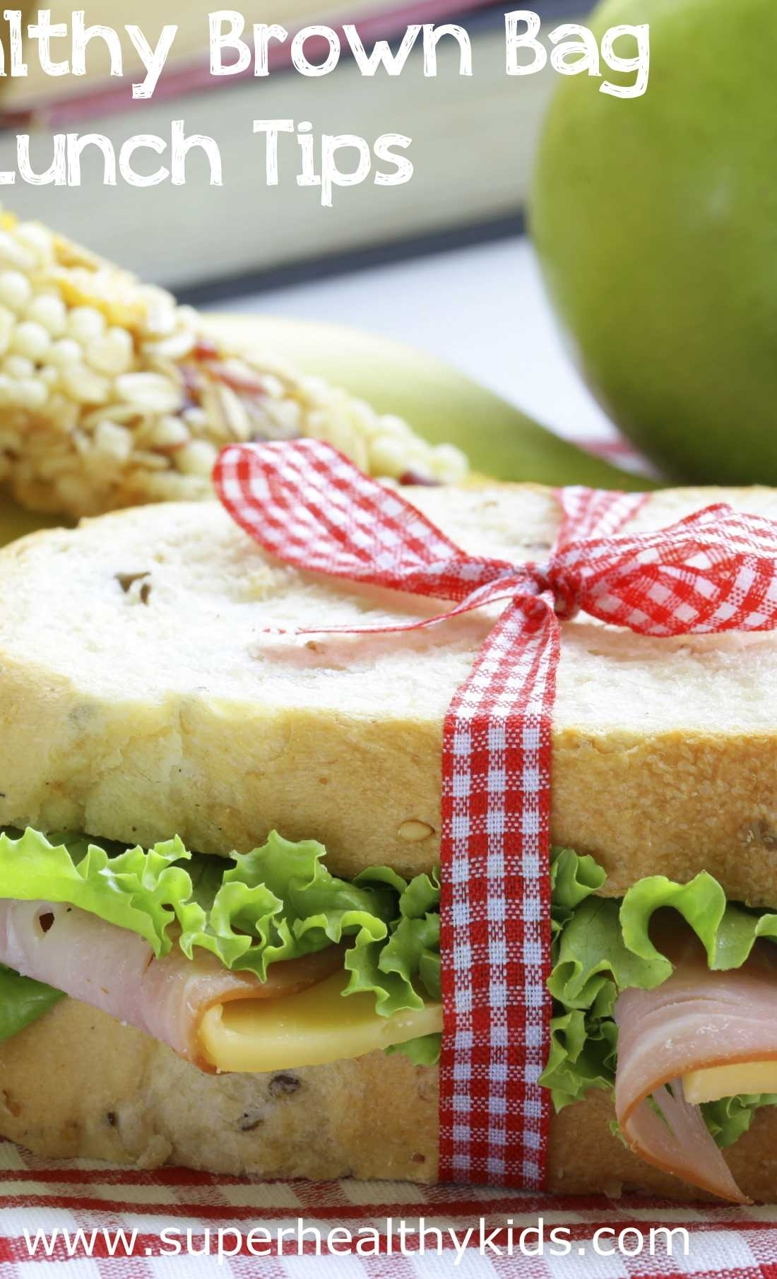 10 Beautiful Healthy Brown Bag Lunch Ideas %name 2021