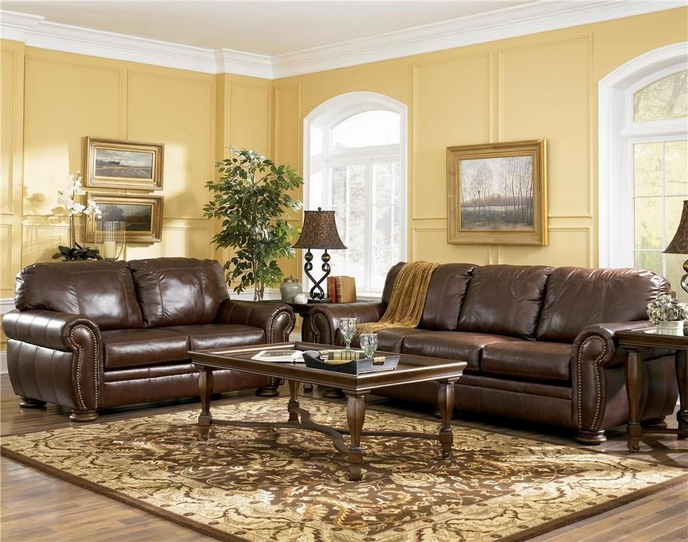 10 Awesome Leather Couch Living Room Ideas brown leather couches home decor furniture 2020
