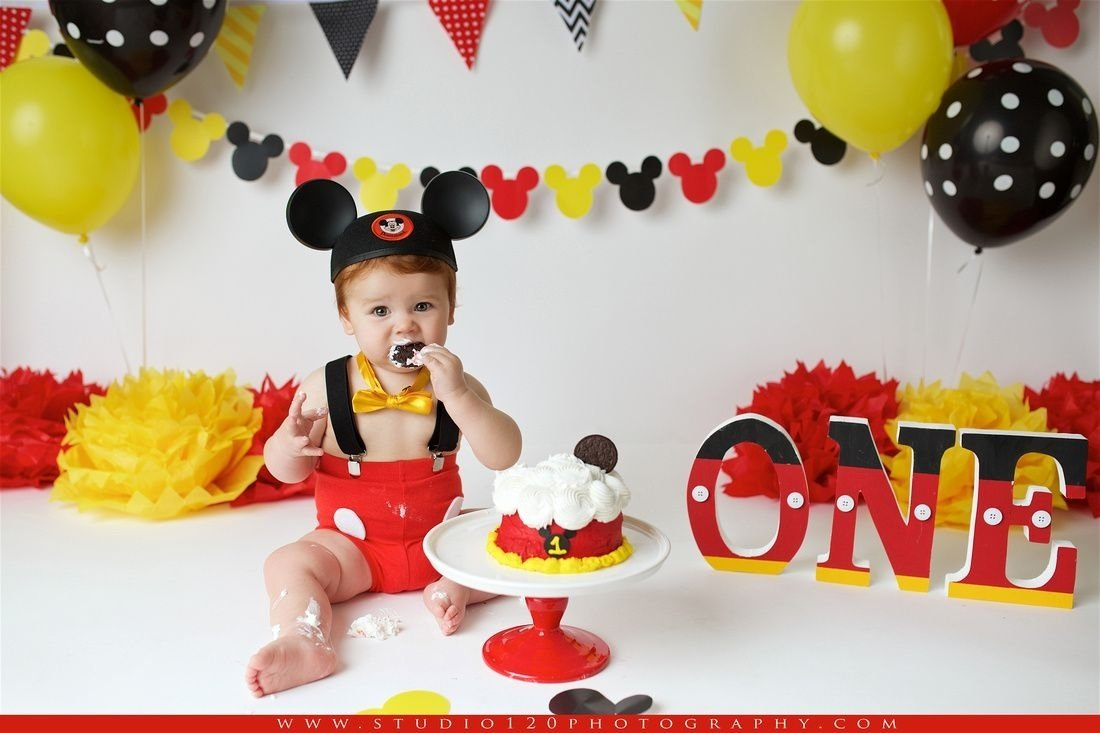 10 Perfect Mickey Mouse Party Ideas For One Year Old bryer disney themed cakes mickey mouse cake and mouse cake 2021