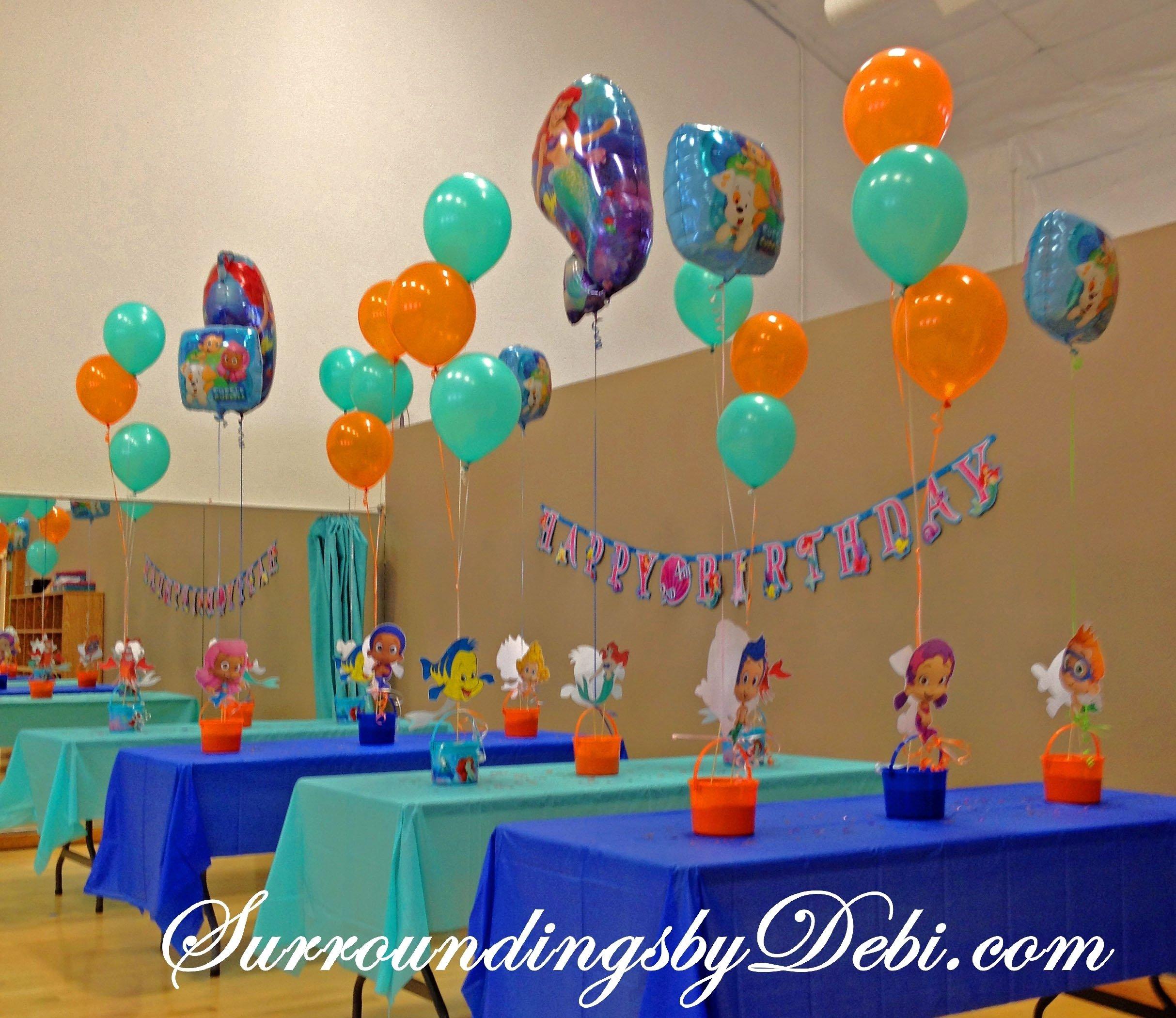 10 Perfect Bubble Guppies Party Favor Ideas bubble guppies ariel birthday party lets celebrate bubble 1 2020