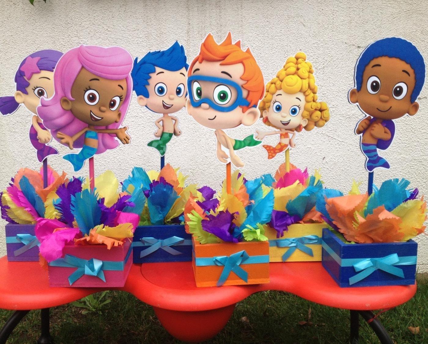 10 Perfect Bubble Guppies Party Favor Ideas bubble guppies bubble guppies party decoration ideas share tweet 2020
