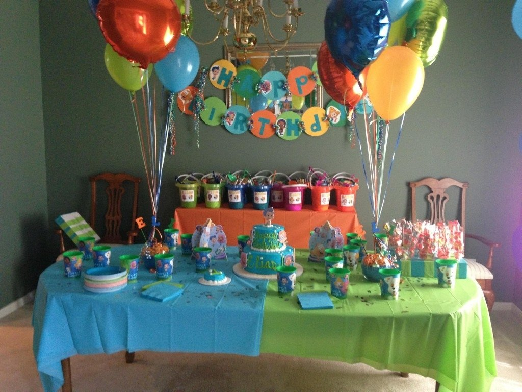 10 Fashionable Bubble Guppie Birthday Party Ideas bubble guppies party balloons wallowaoregon bubble guppies 2