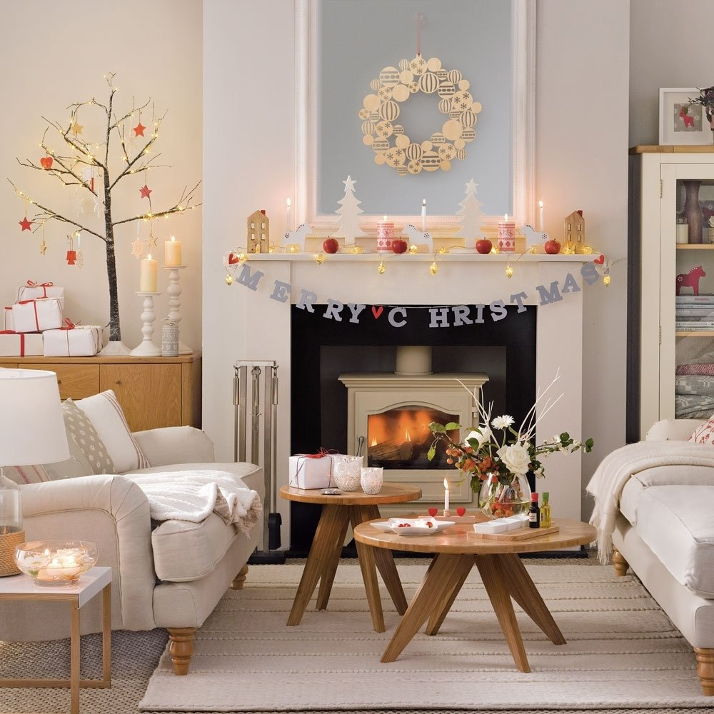 10 Unique Holiday Decorating Ideas On A Budget budget christmas decorating ideas ideal home 5 2020
