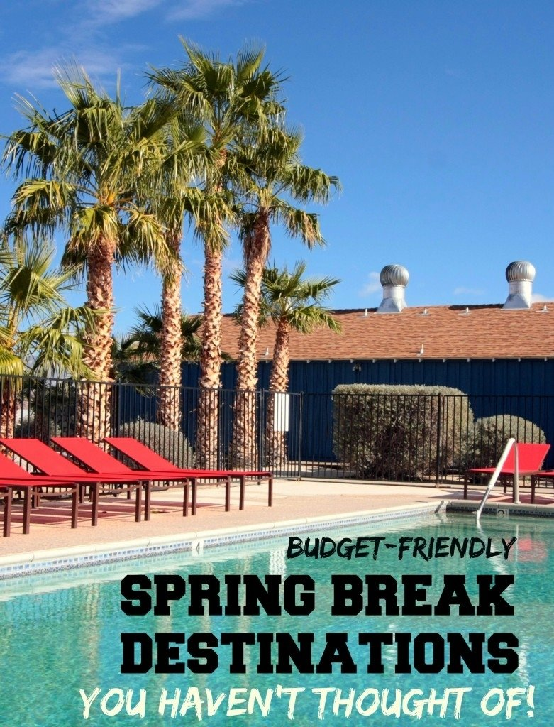 budget-friendly spring break destinations you haven't thought of