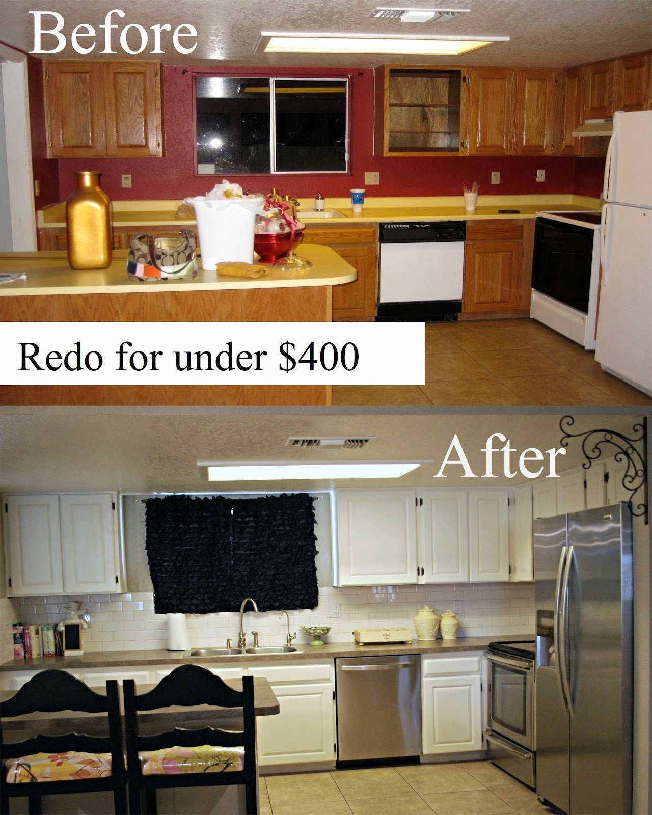 10 Fantastic Kitchen Makeover Ideas On A Budget budget kitchen makeover ideas fresh kitchen ideas kitchen cabinet 2020
