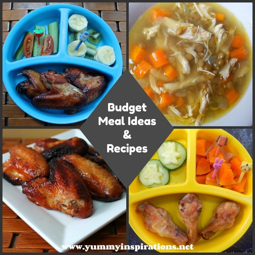 10 Cute Meal Ideas On A Budget budget meals planning guide meal ideas budgeting and meals 2020
