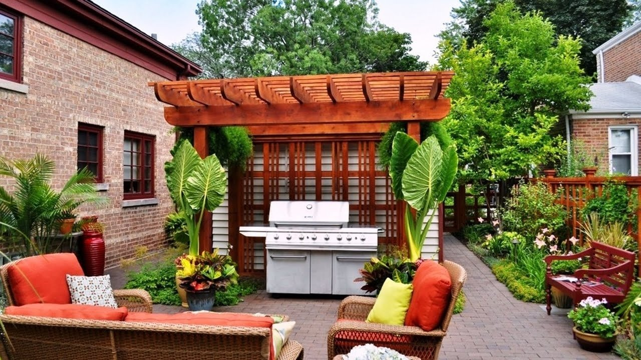 10 Lovely Small Patio Ideas On A Budget budget patio design ideas decorating on budget youtube 1 2020