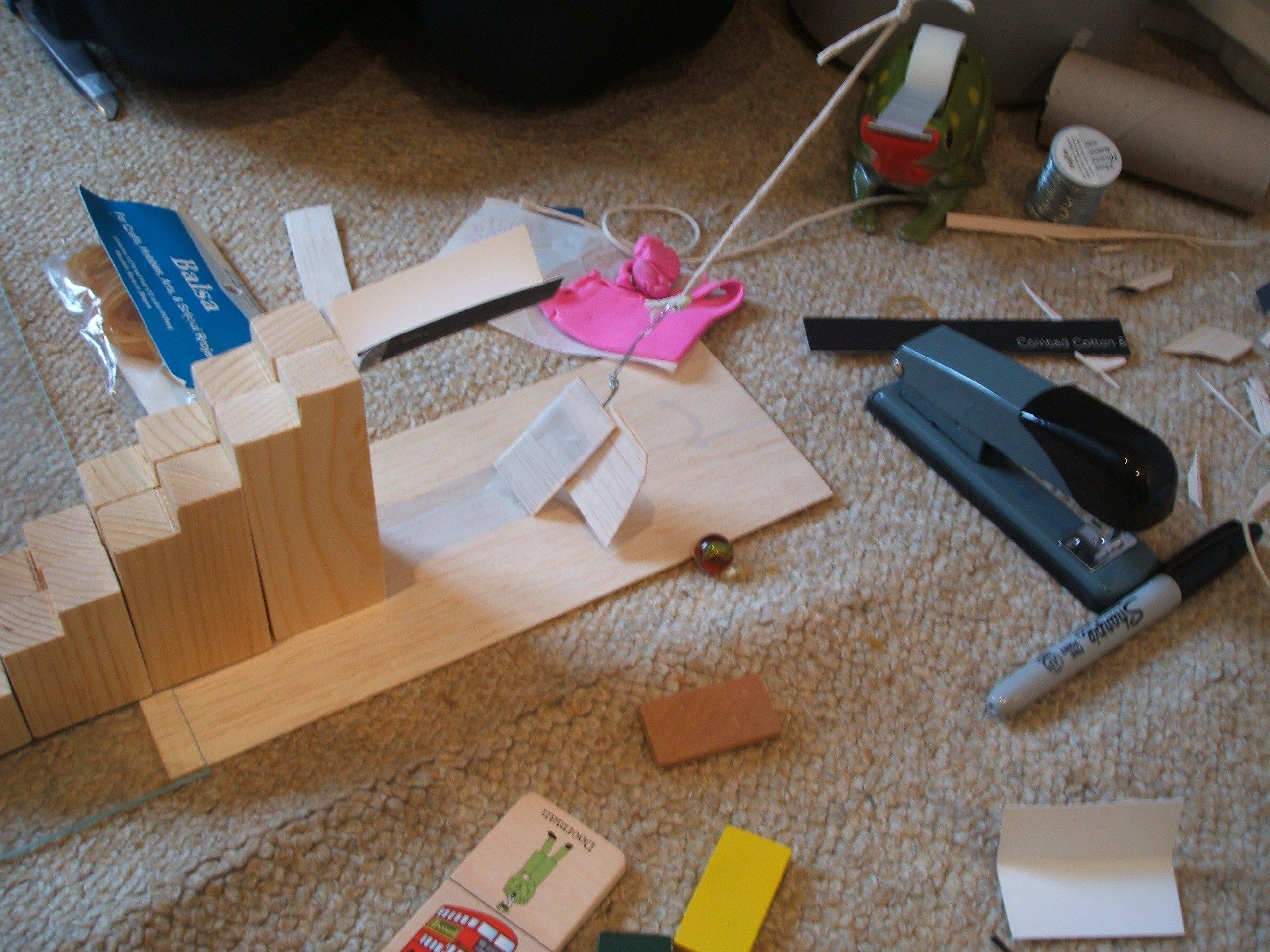 10 Lovely Ideas For A Rube Goldberg Machine building a rube goldberg machine jabberwacky 1 2020