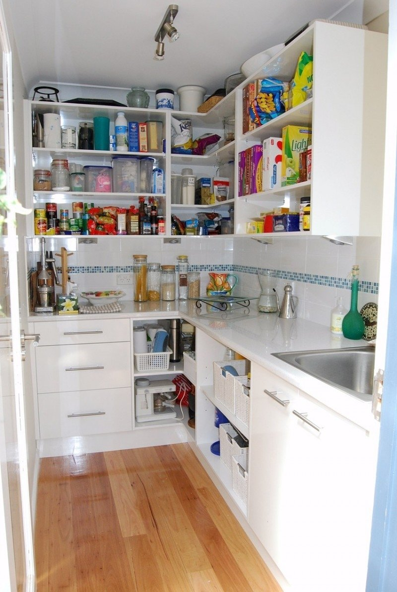 10 Ideal Walk In Pantry Shelving Ideas built in pantry cabinet ideas walk floor plans small freestanding 2020