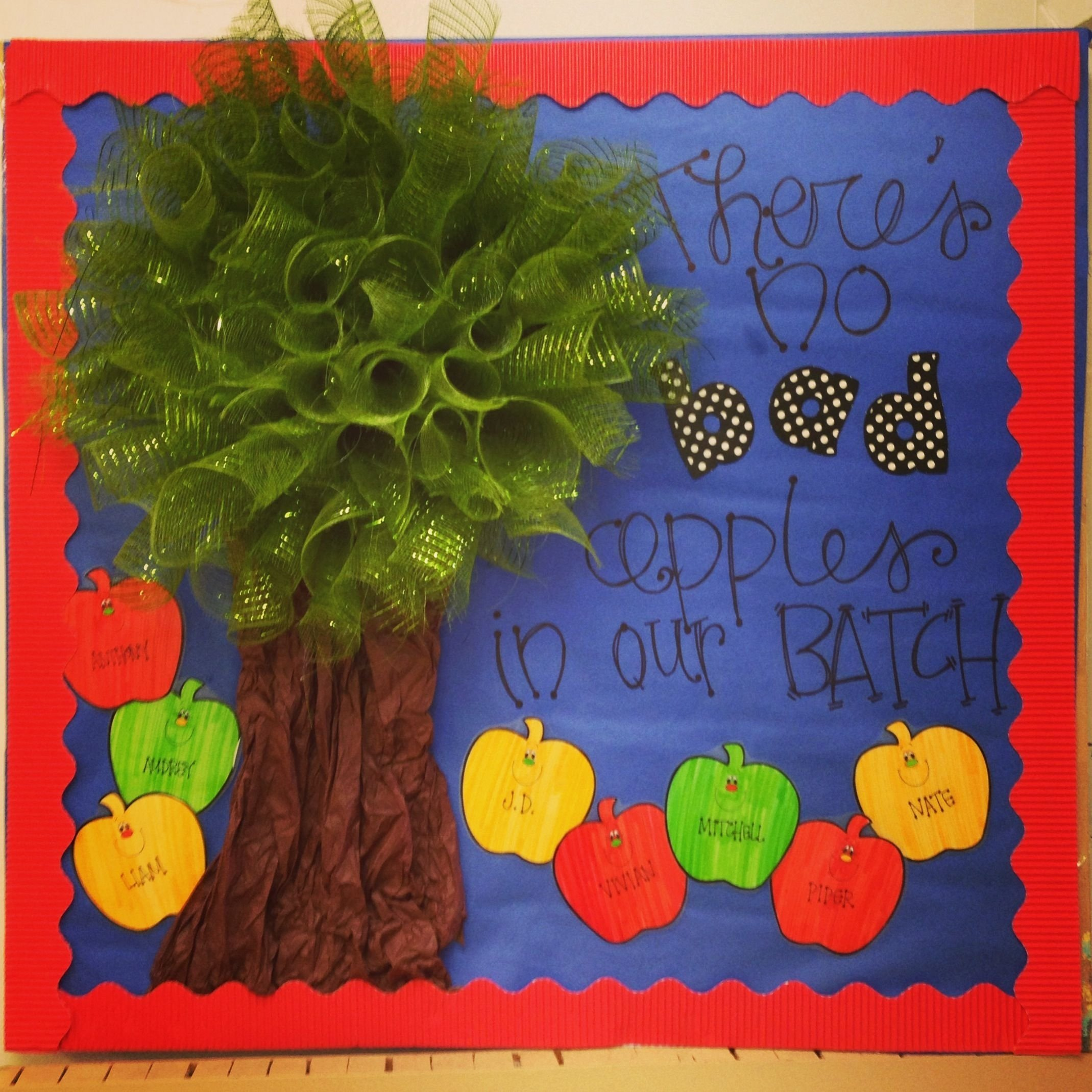 10 Famous Bulletin Board Ideas For August bulletin board door idea for august back to school theme 2020