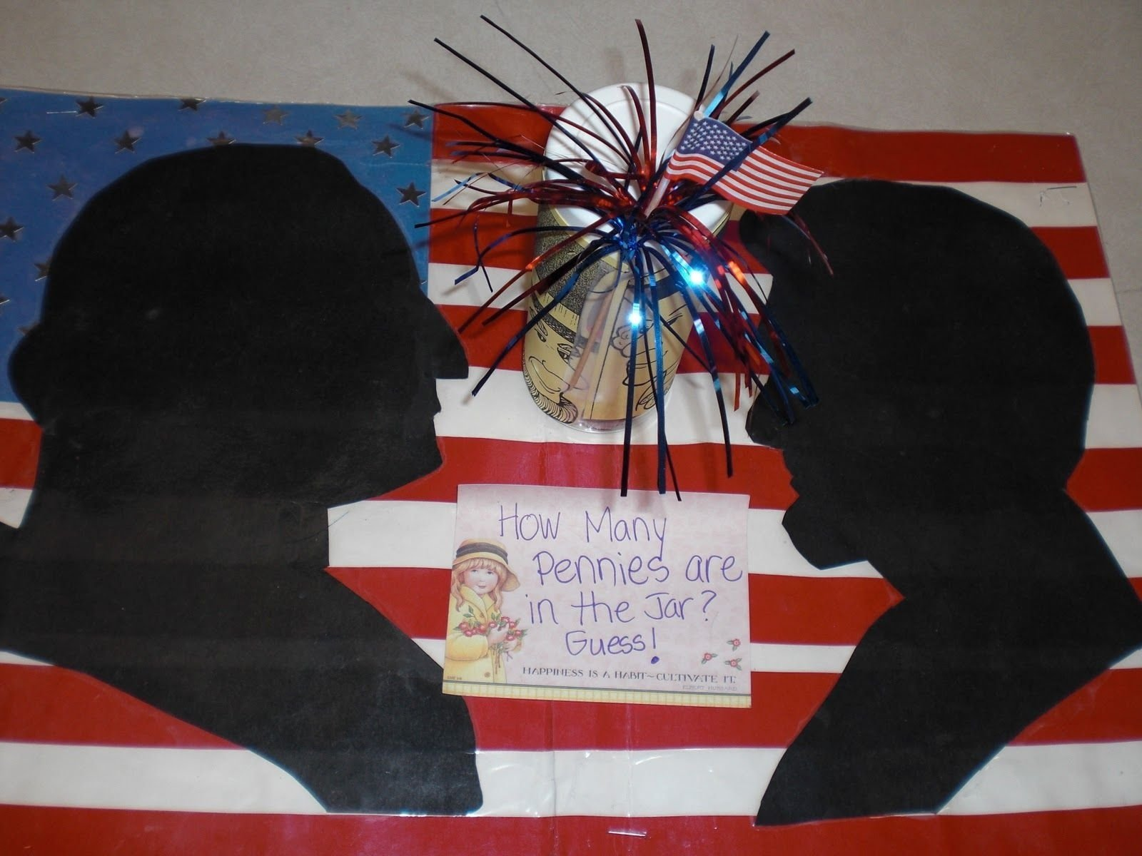 bulletin board for presidents' day | february bulletin boards