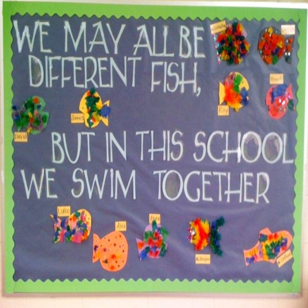 10 Cute Bulletin Board Ideas High School bulletin board ideas 25 involvery community blog 3 2020
