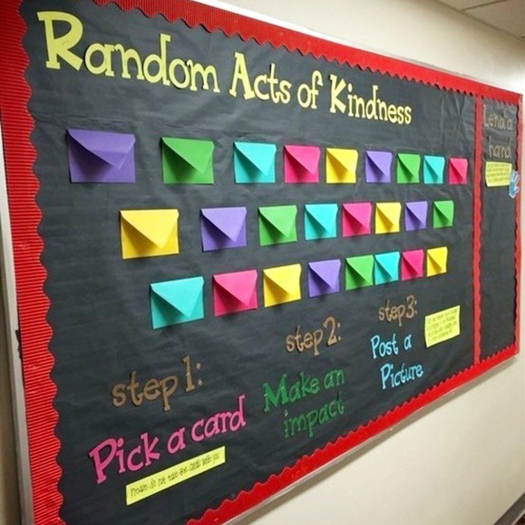 10 Cute Bulletin Board Ideas High School bulletin board ideas 8 involvery community blog 1 2020