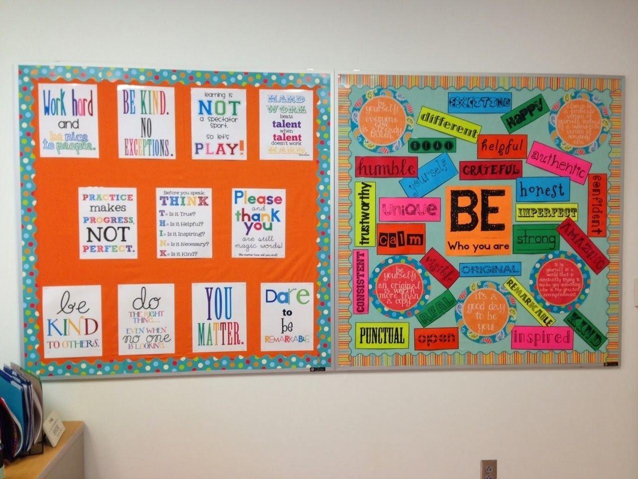 10 Fabulous Elementary School Bulletin Board Ideas bulletin board ideas for principals office google search admin 2020