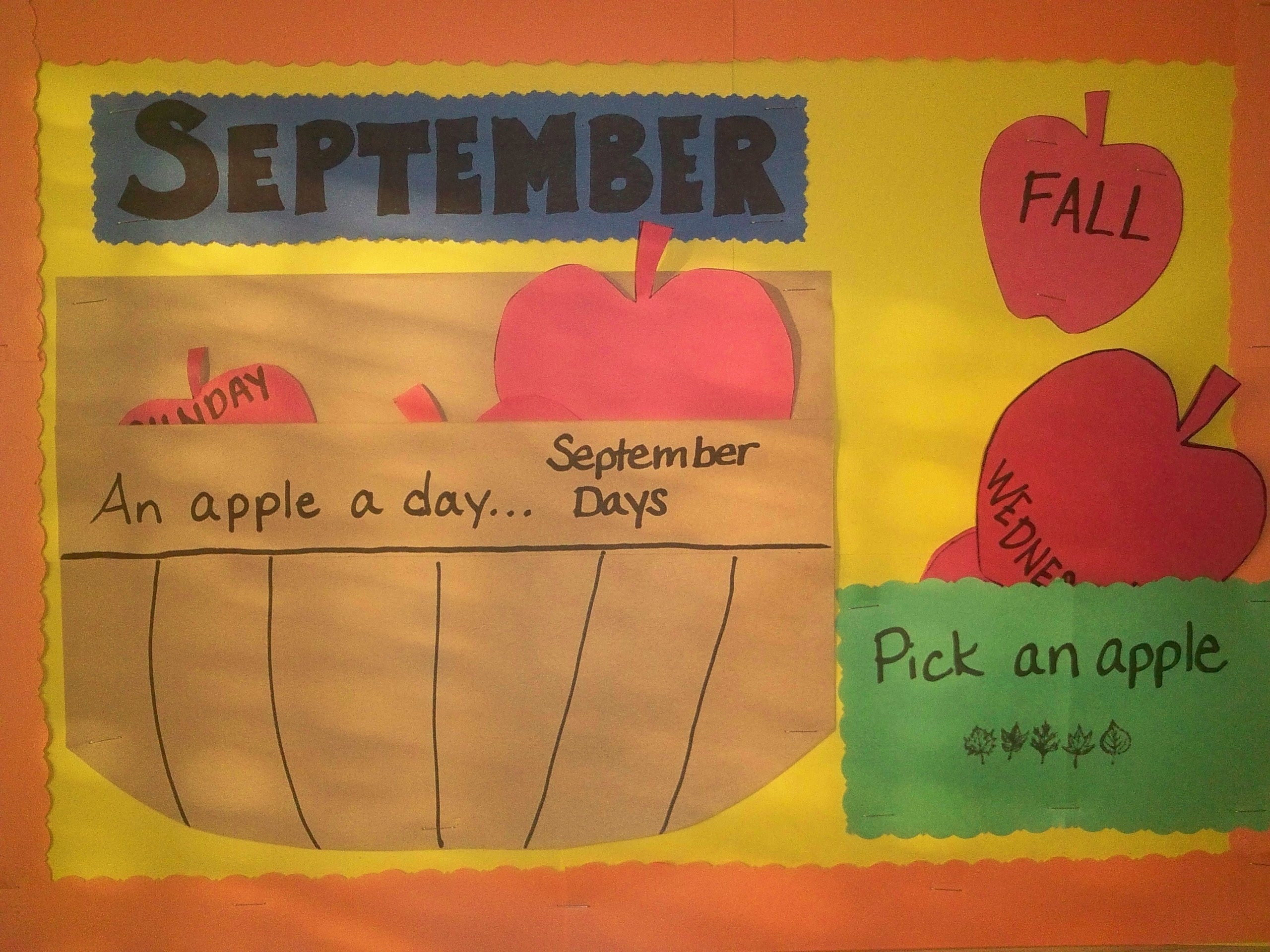 10 Fabulous Bulletin Board Ideas For September bulletin board ideas for september therippleeffect2009 2021