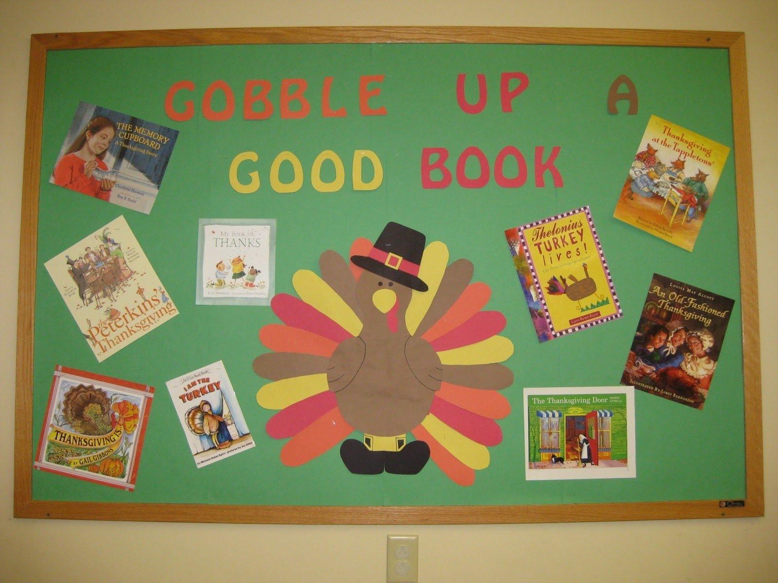 10 Trendy November Preschool Bulletin Board Ideas bulletin board ideas thanksgiving story time debs design 2 2020