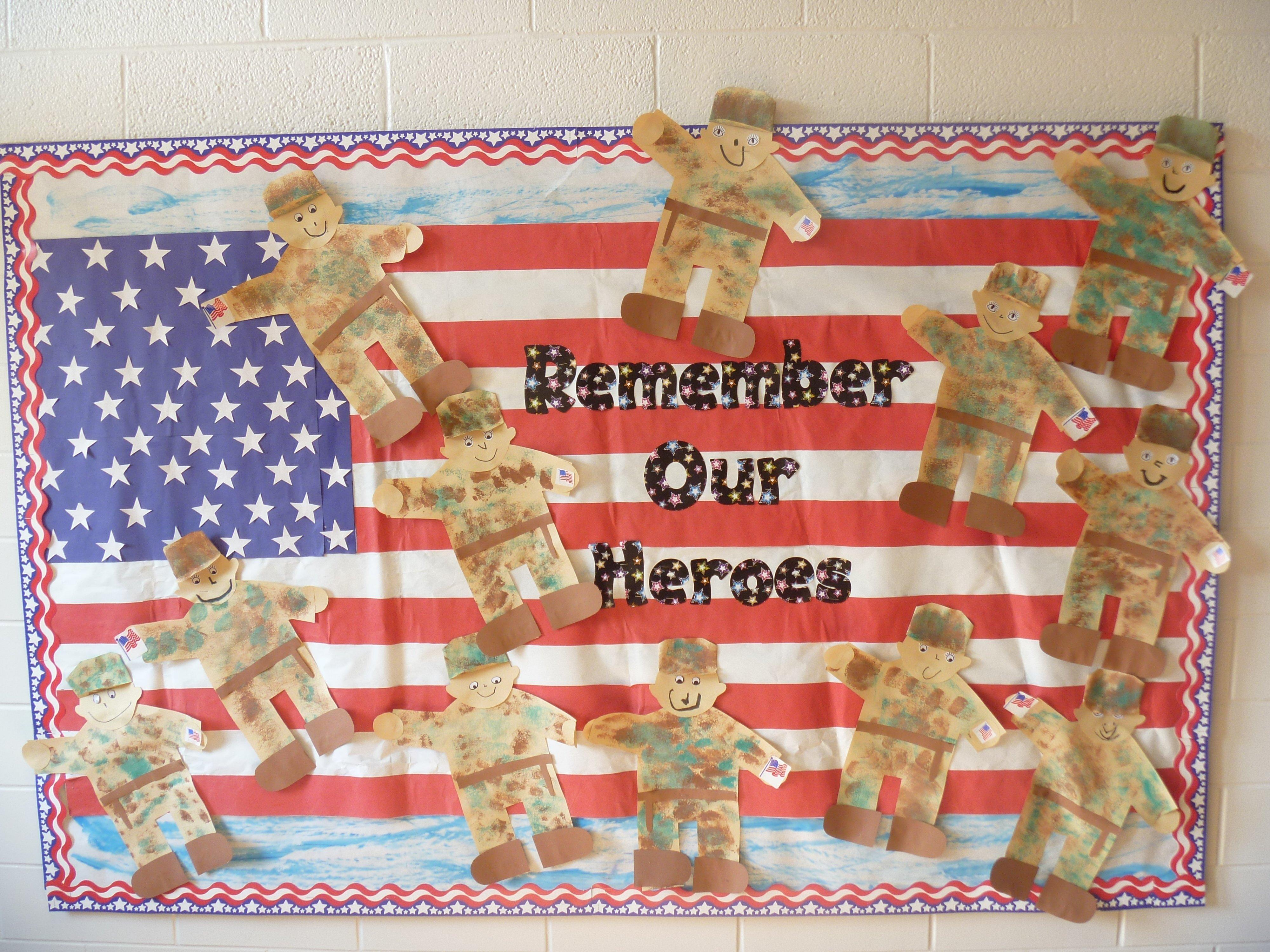 10 Lovely Veterans Day Bulletin Board Ideas bulletin board memorial day teacher created tips 2 2020