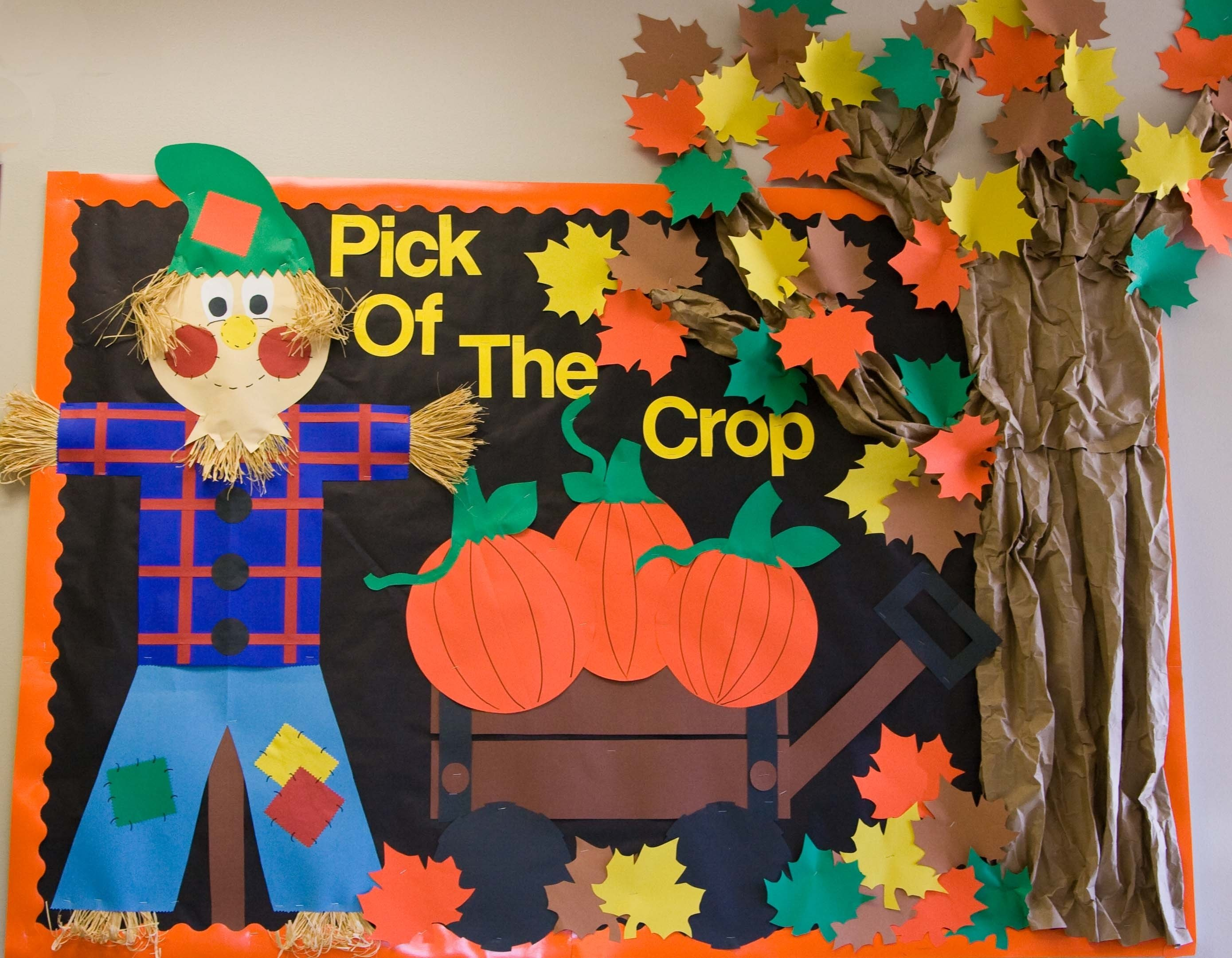 10 Unique Bulletin Board Ideas For Fall bulletin boards hand me down ideas 6