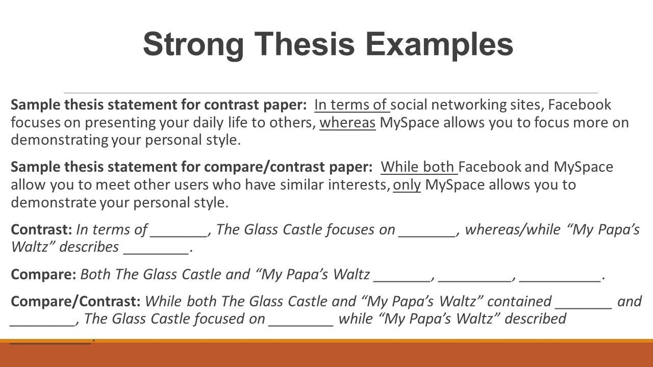 10 Best Ideas For Compare And Contrast Essay bunch ideas of compare and contrast essay example thesis image with 2020