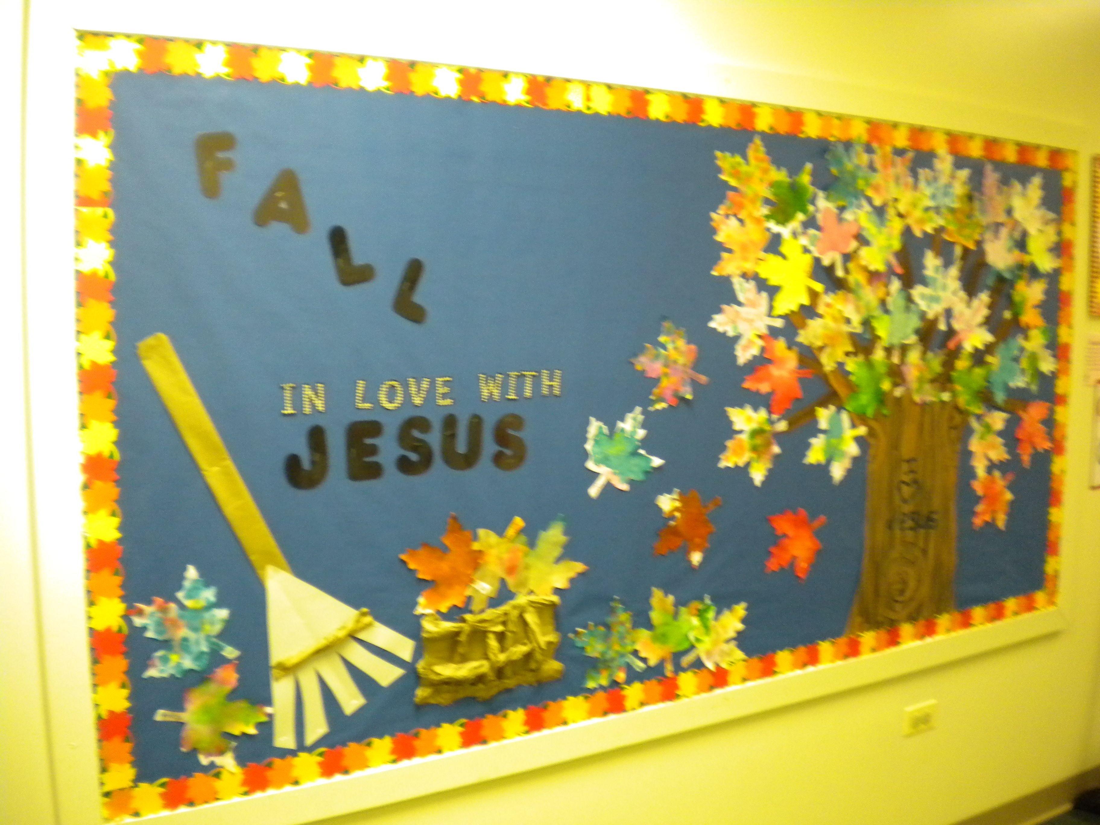 10 Best Fall Bulletin Board Ideas For Church bunches of bulletin boards christian preschool bulletin board and 1 2020
