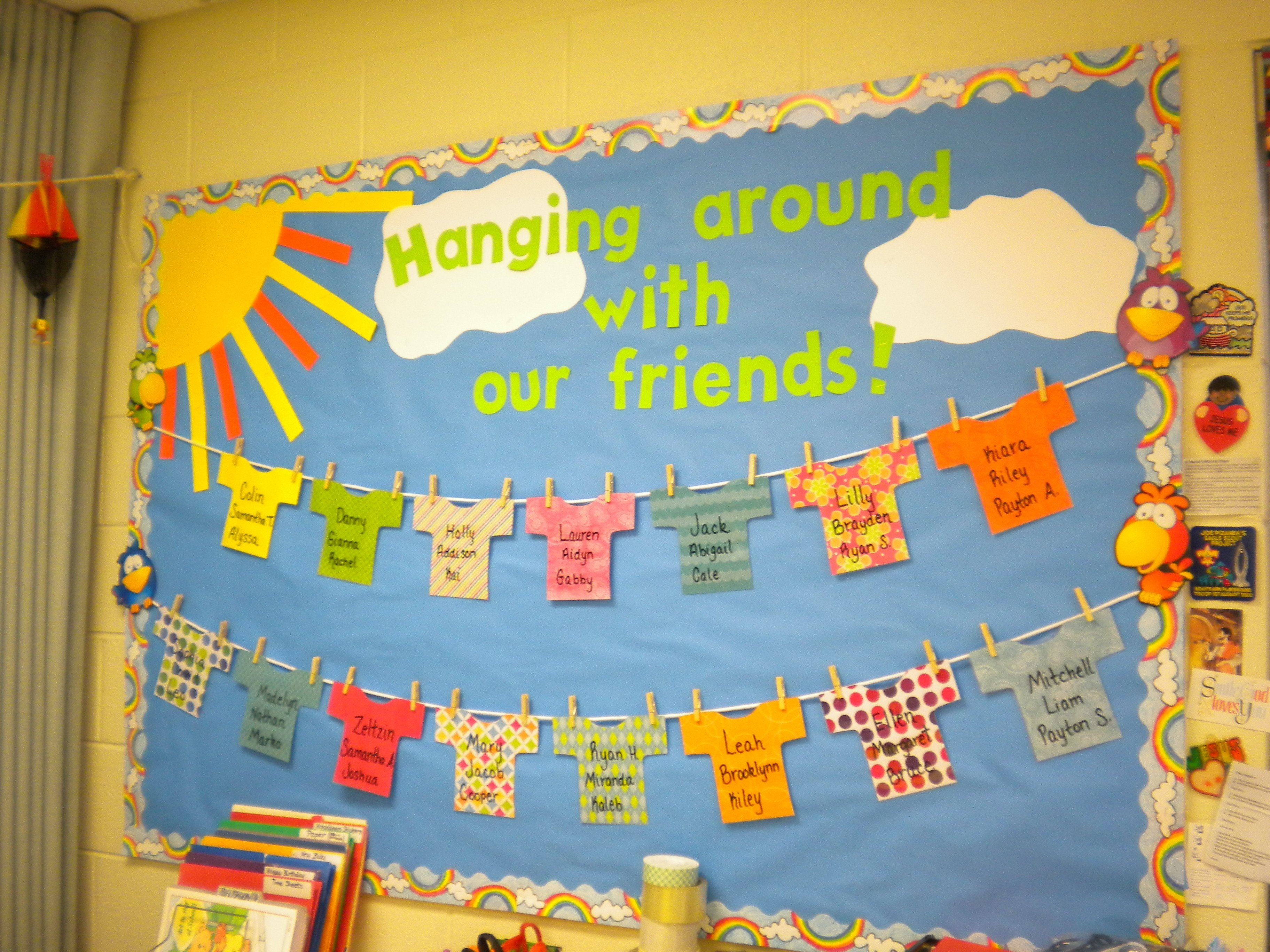 10 Most Recommended All About Me Bulletin Board Ideas bunches of bulletin boards preschool playtime 13