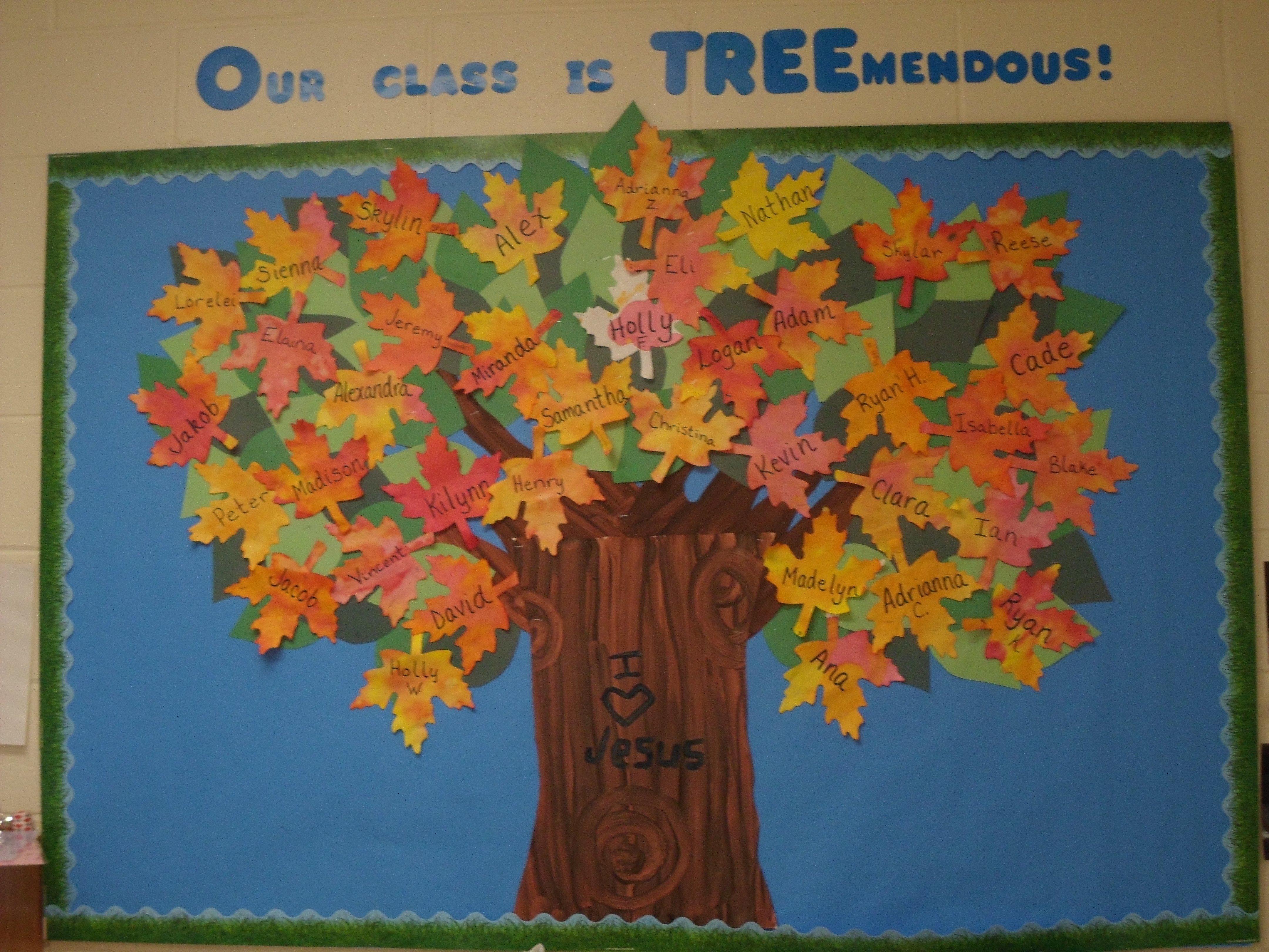 10 Lovely Fall Bulletin Board Ideas For Preschool bunches of bulletin boards preschool playtime 17