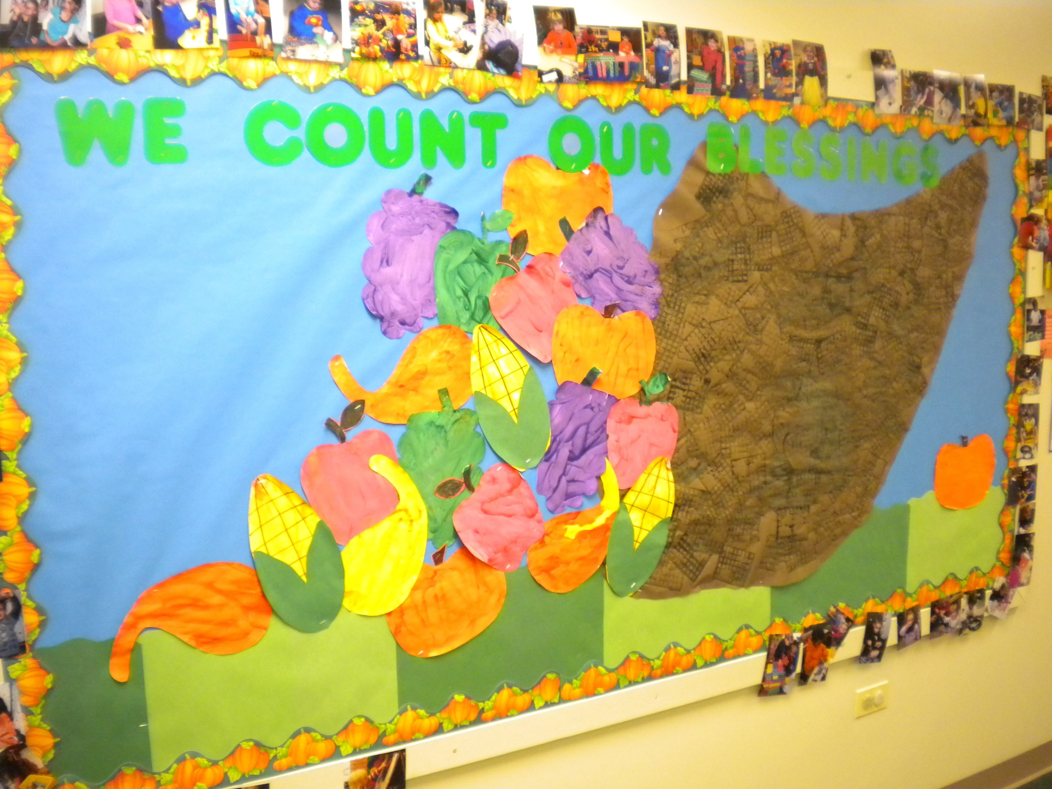 bunches of bulletin boards | preschool playtime