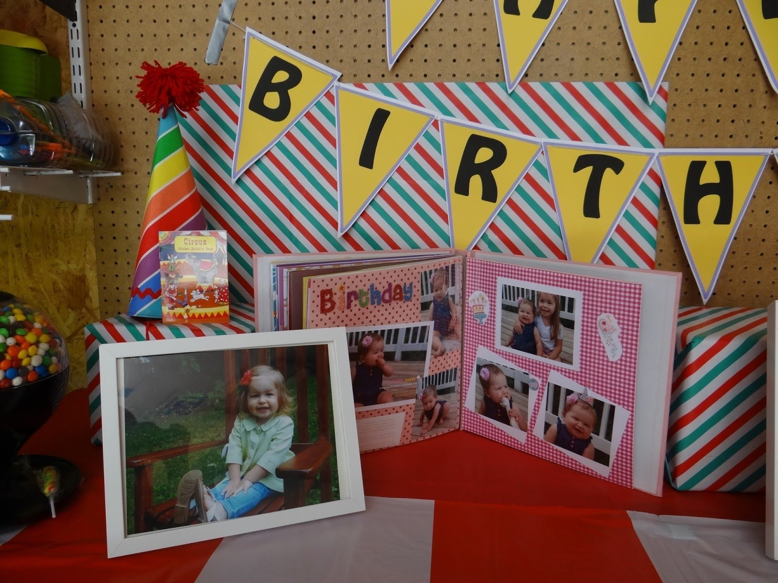 10 Wonderful Birthday Party Ideas For 11 Year Old Boy busy hands blessed hearts carnival 2 year old birthday party 2020