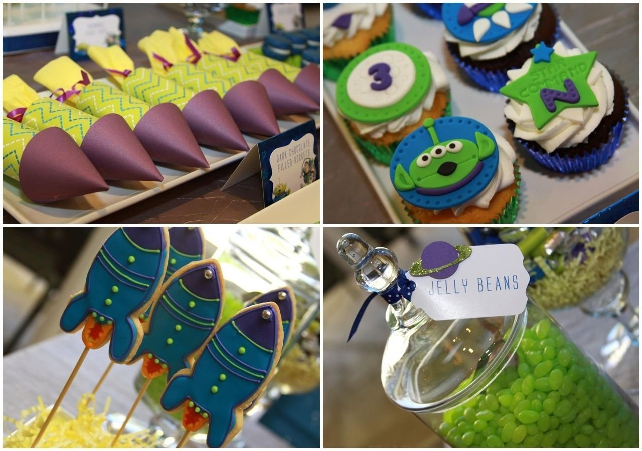 10 Most Recommended Buzz Lightyear Birthday Party Ideas buzz lightyear birthday party food ideas buzz lightyear tea party