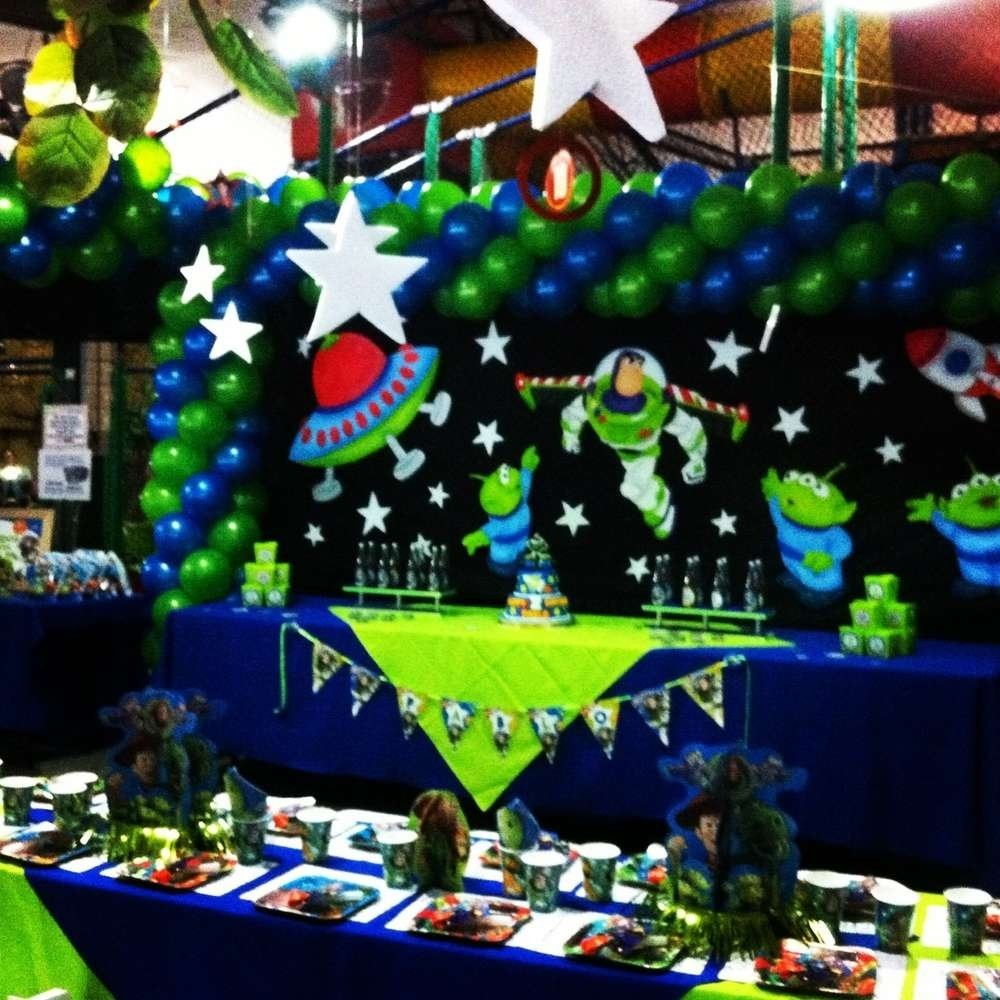 10 Most Recommended Buzz Lightyear Birthday Party Ideas buzz lightyear birthday party ideas photo 5 of 17 catch my party