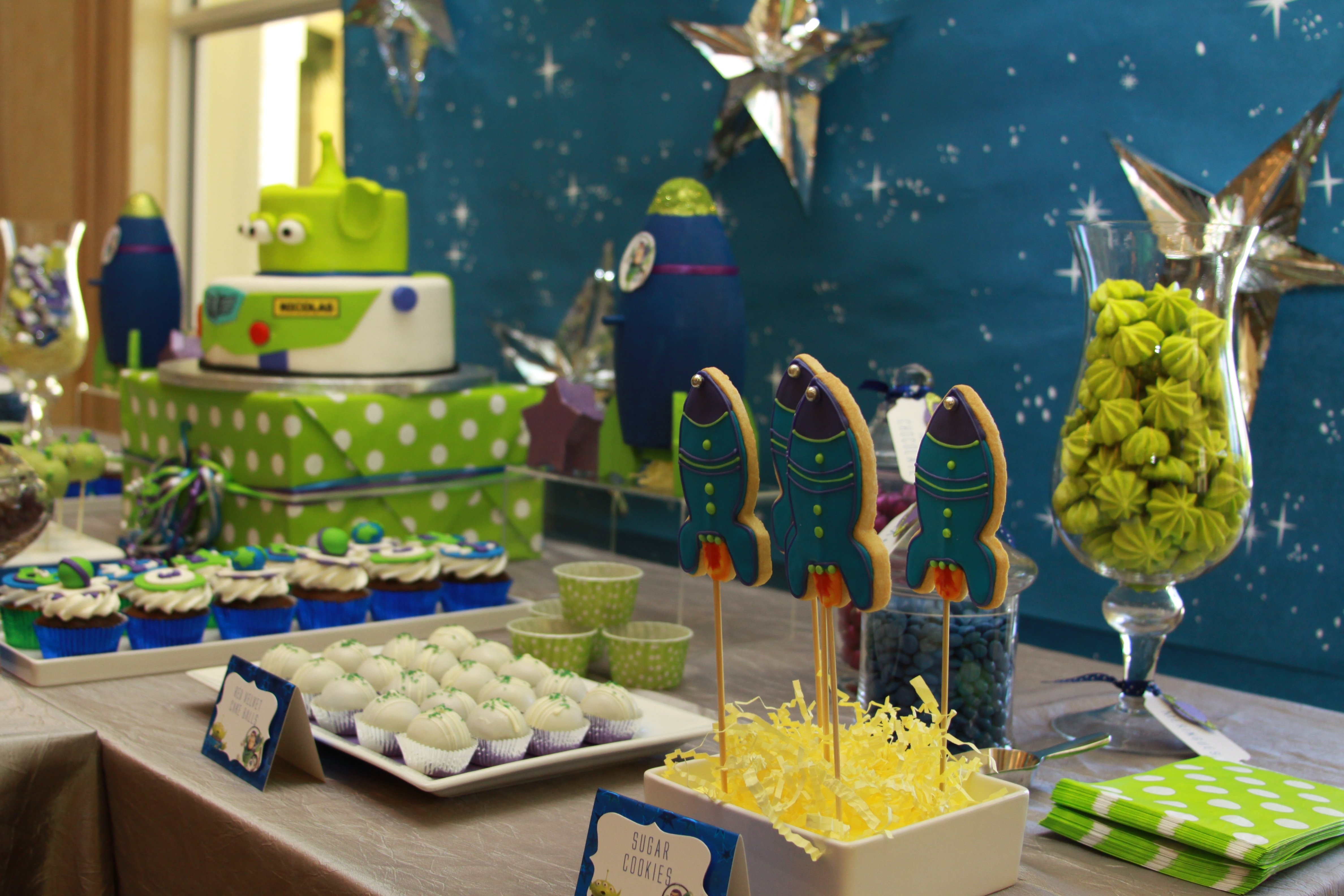 10 Most Recommended Buzz Lightyear Birthday Party Ideas buzz lightyear party party city hours