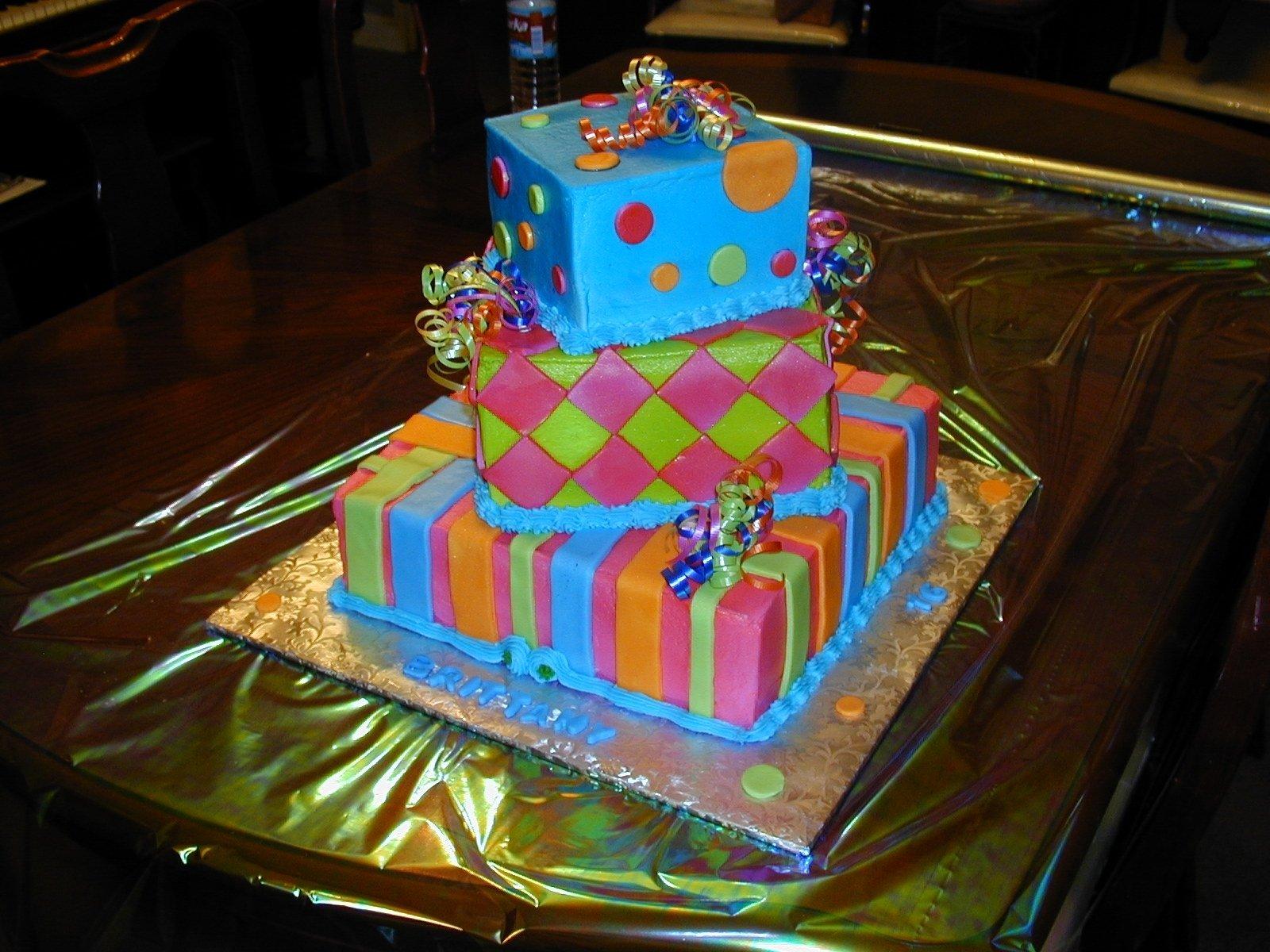 10 Amazing 16 Year Old Boy Birthday Ideas Cake Designs For A 13 Girl