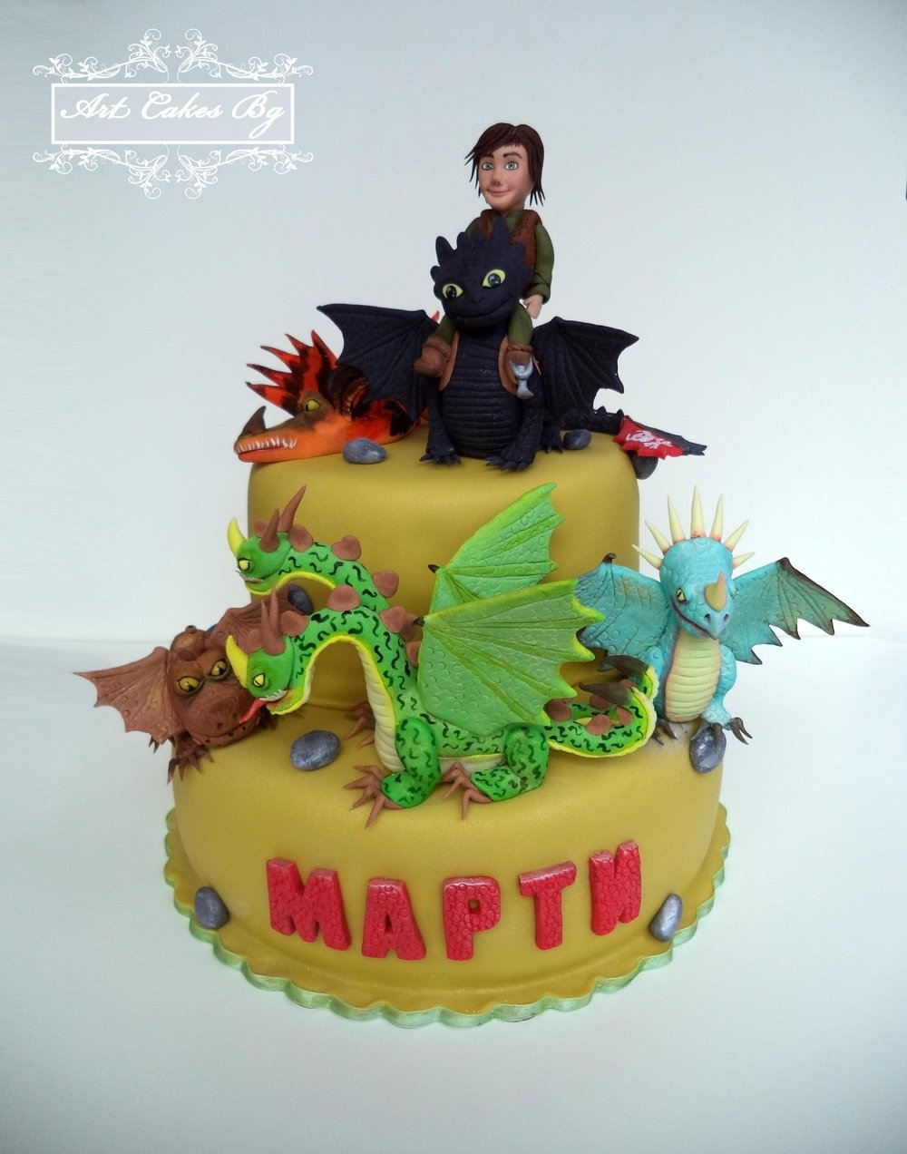 10 Most Recommended How To Train Your Dragon Cake Ideas cake how to train your dragon 2 dragons riders of berk dragons 2020