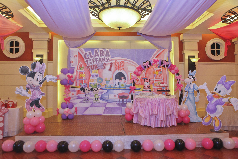 10 Wonderful Minnie Mouse Bowtique Party Ideas cake lagreatgoal 2020