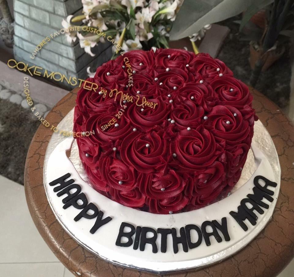 10 Fantastic Red Velvet Birthday Cake Ideas 2019