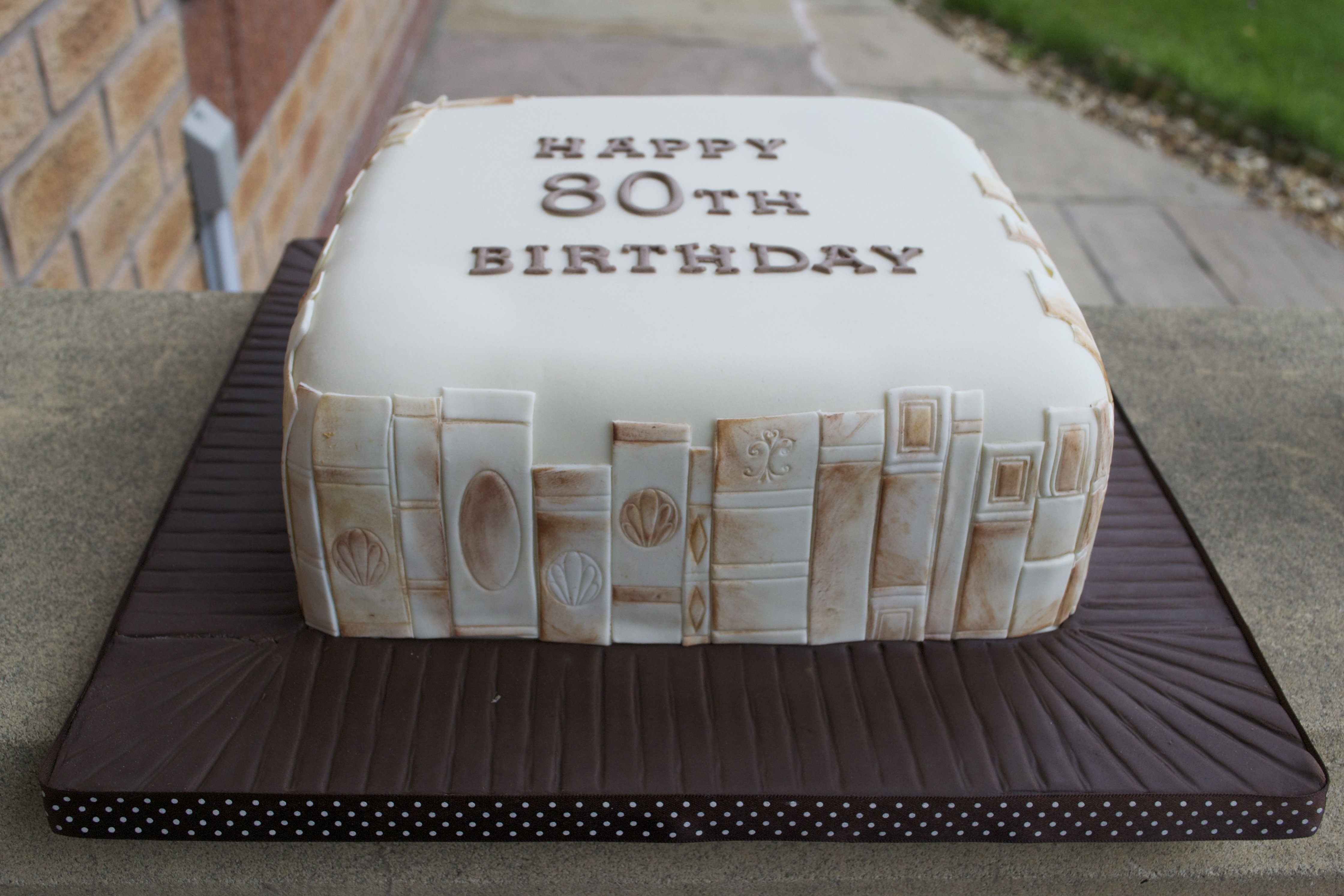 10 Attractive 80Th Birthday Gift Ideas For Men Cake Of The Week 80th Casa