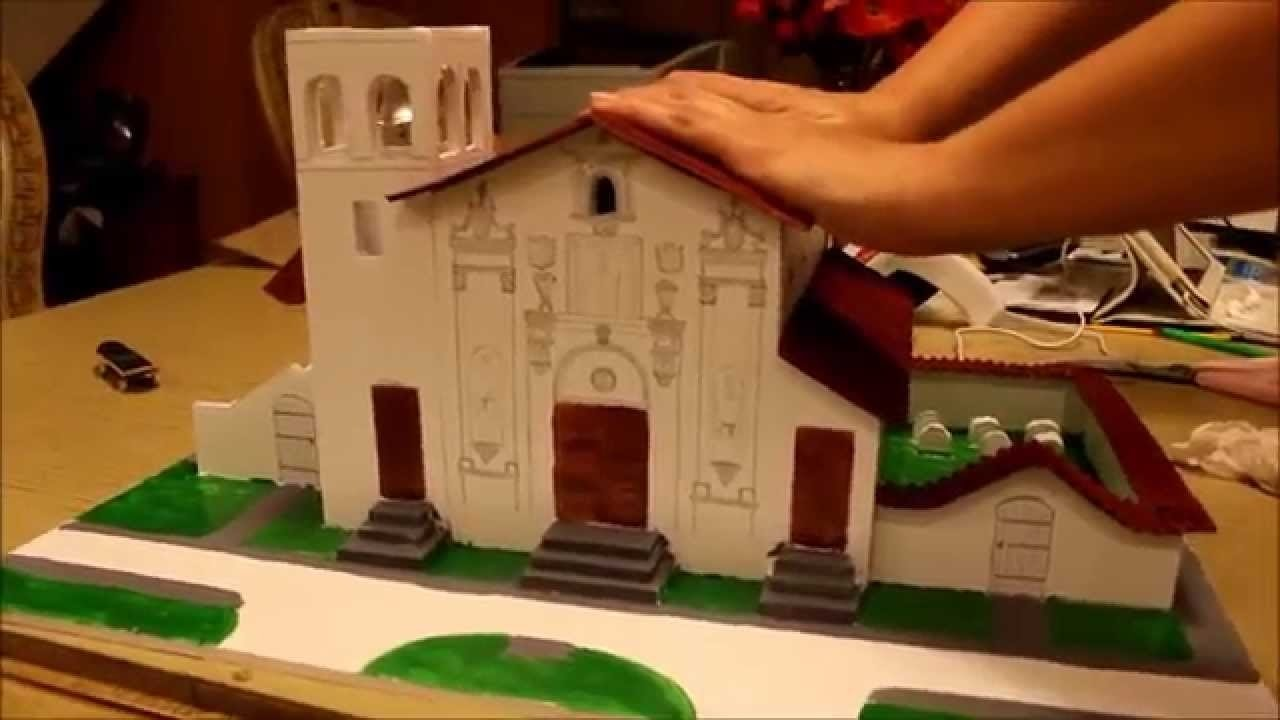 10 Elegant 4Th Grade Mission Project Ideas california mission project youtube 2020