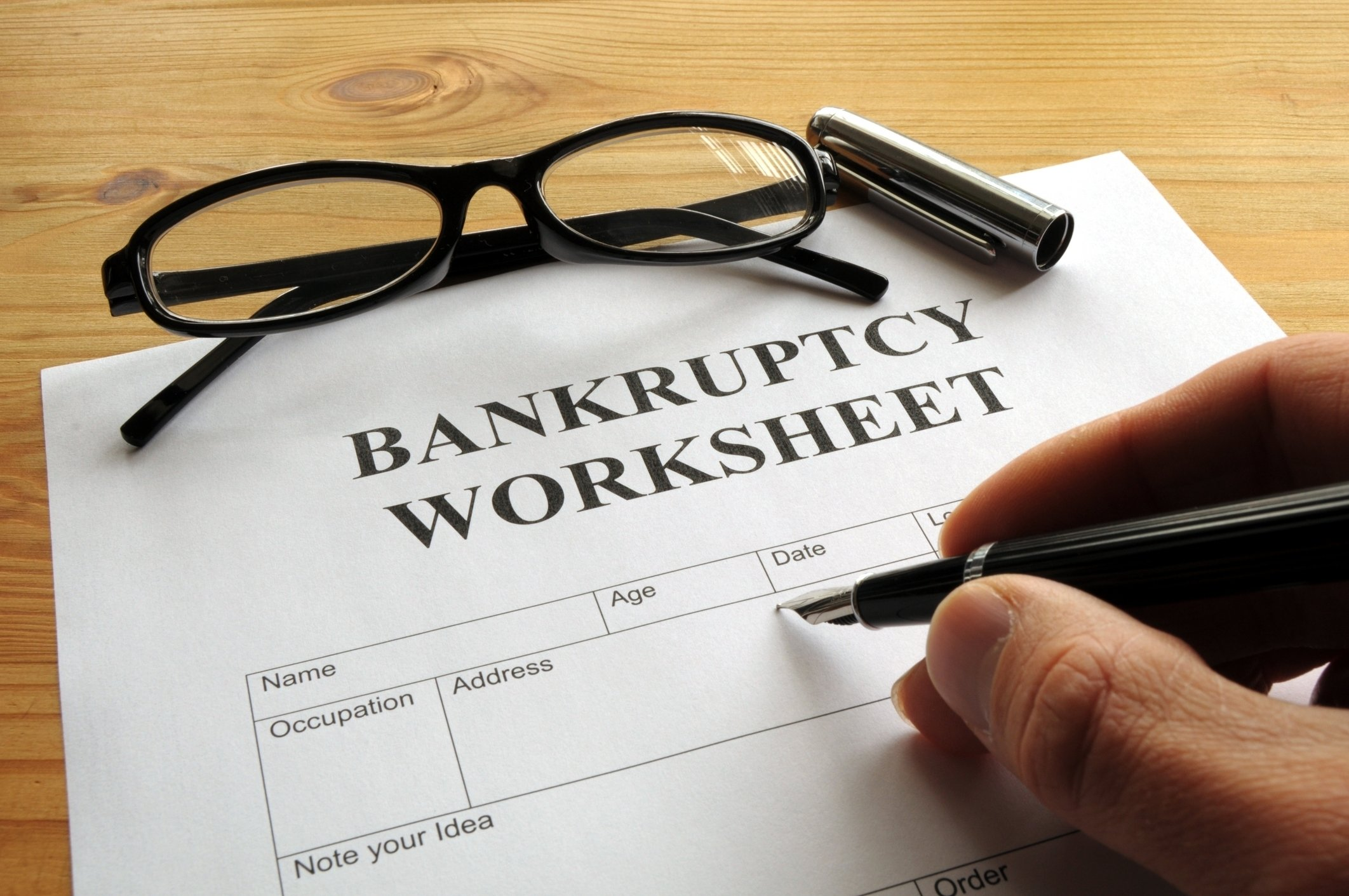 can you file bankruptcy on your own? - asttastt