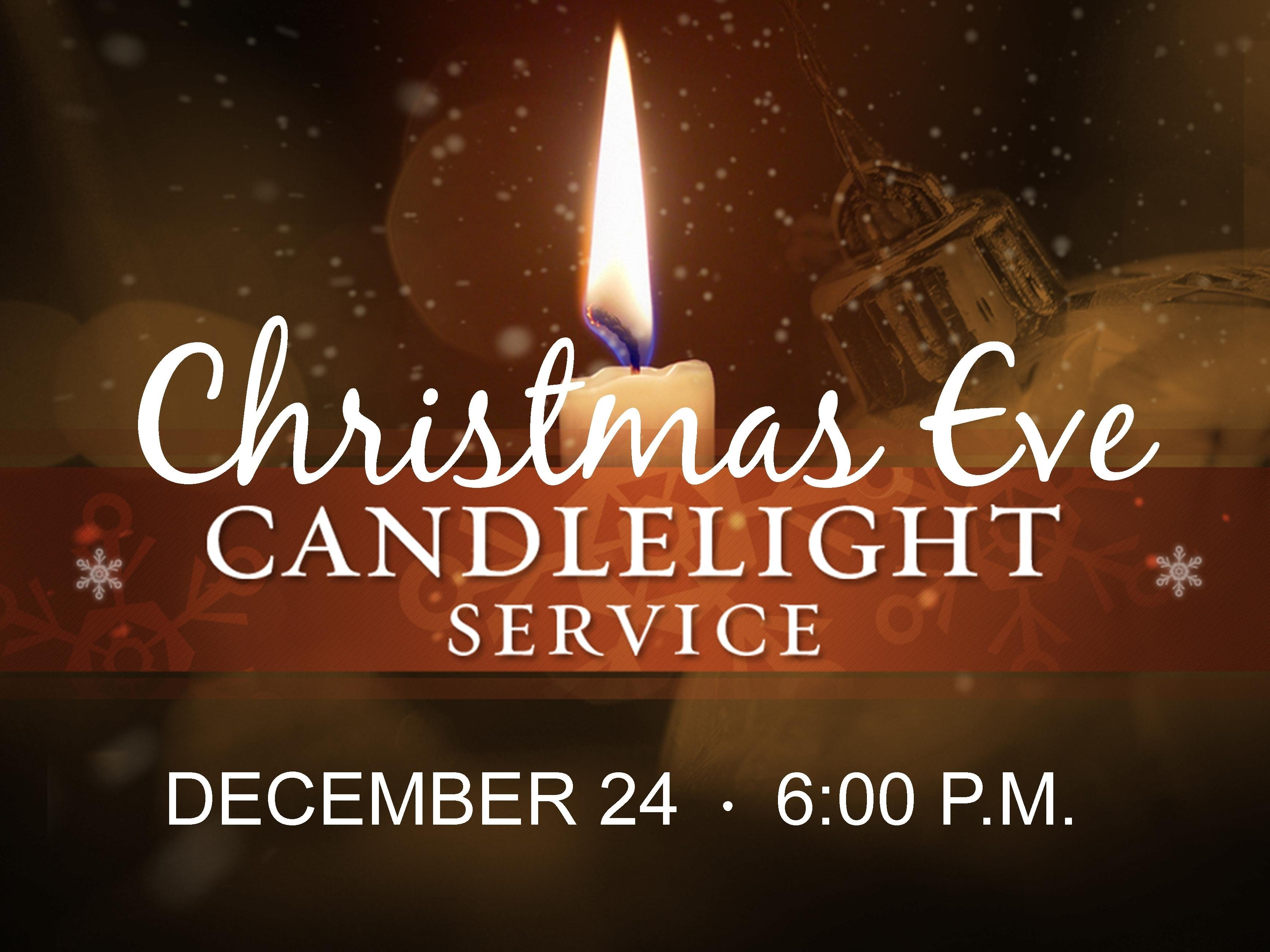 candlelight christmas eve service | the gathering ottawa