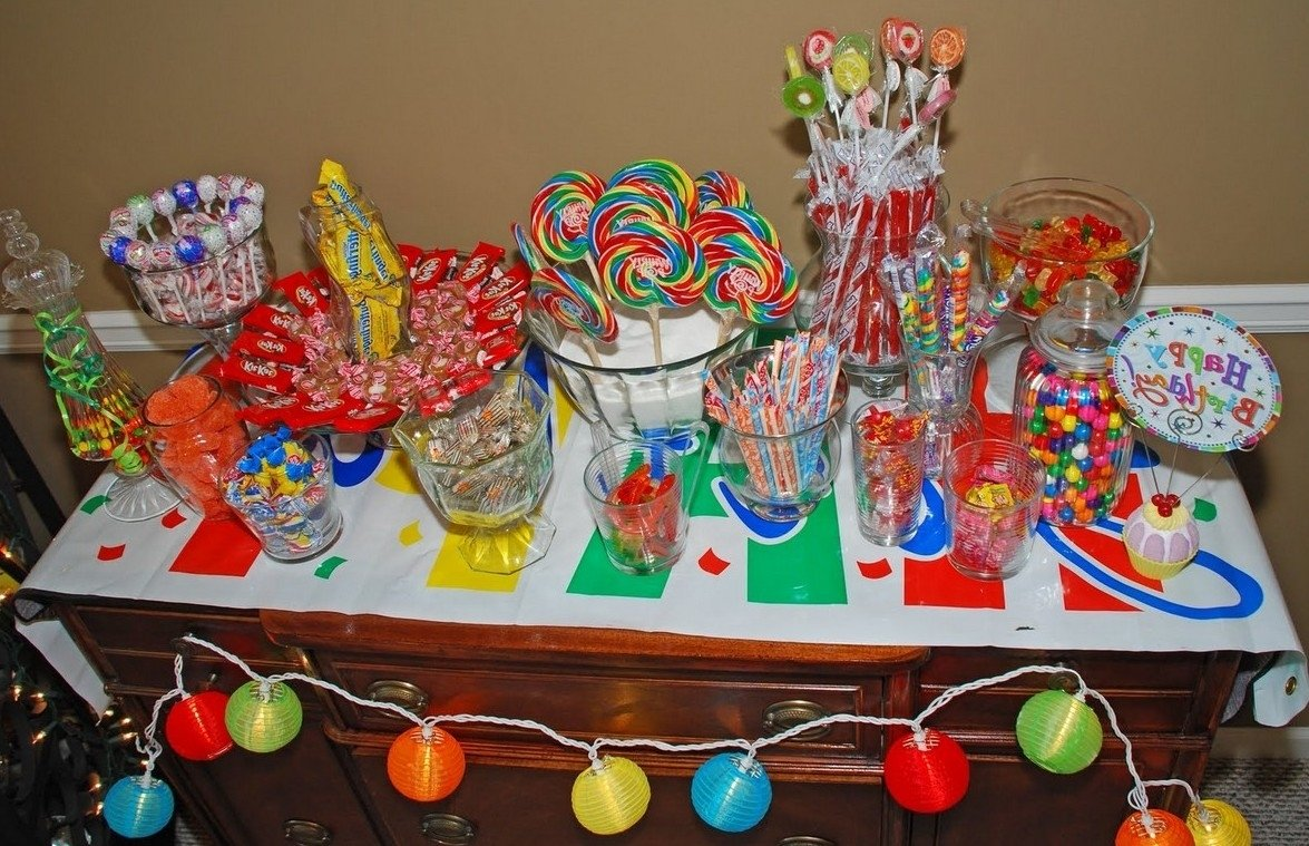 10 Ideal Candy Bar Ideas For Party candy bar ideas for birthday party candy bar ideas for your kids 1 2020