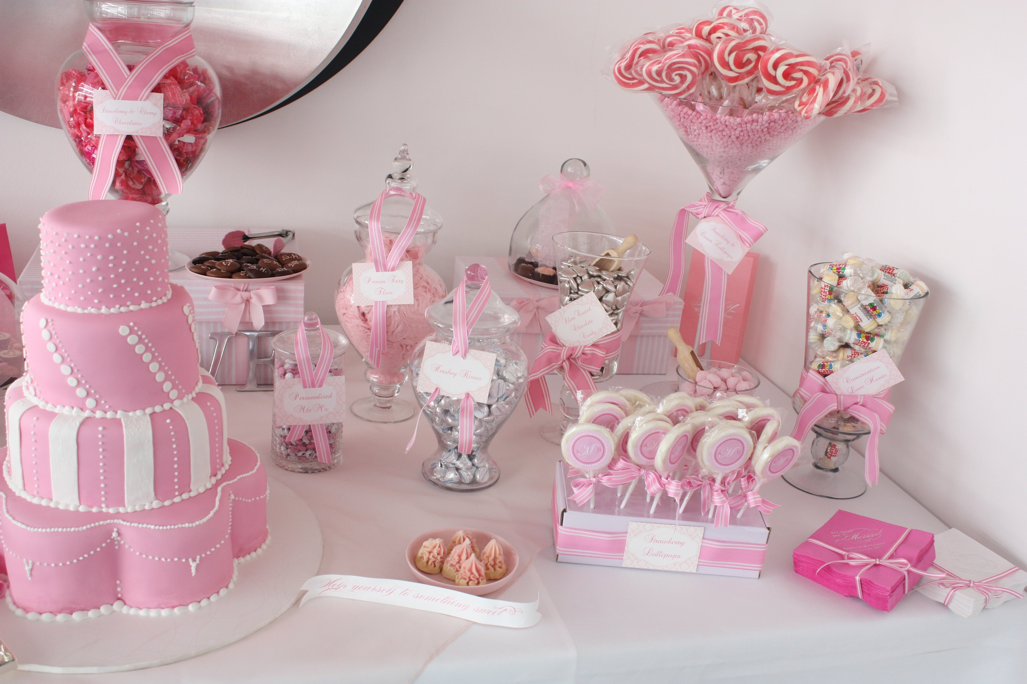 10 Unique Candy Buffet Ideas For Baby Shower candy buffet ideas for baby shower omega center ideas for baby 2020