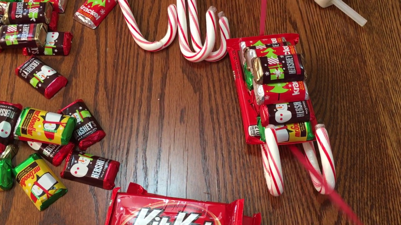 10 Stylish Candy Gift Ideas For Christmas candy canes christmas gift ideas candy cane crafts for christmas
