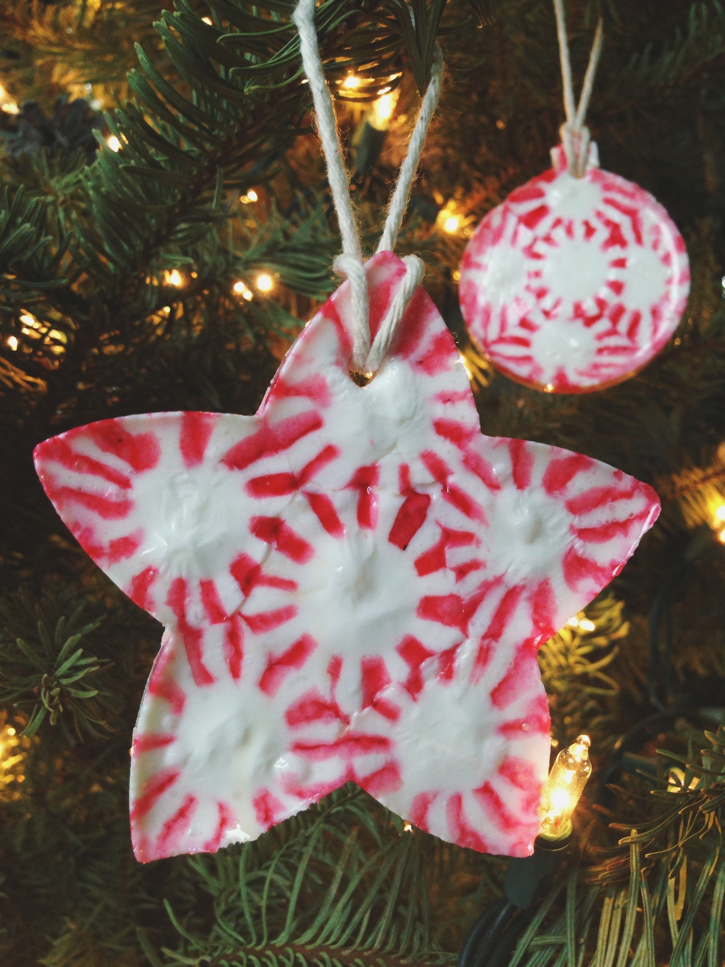 10 Most Recommended Homemade Ornament Ideas For Kids candy christmas ornaments 1 2020