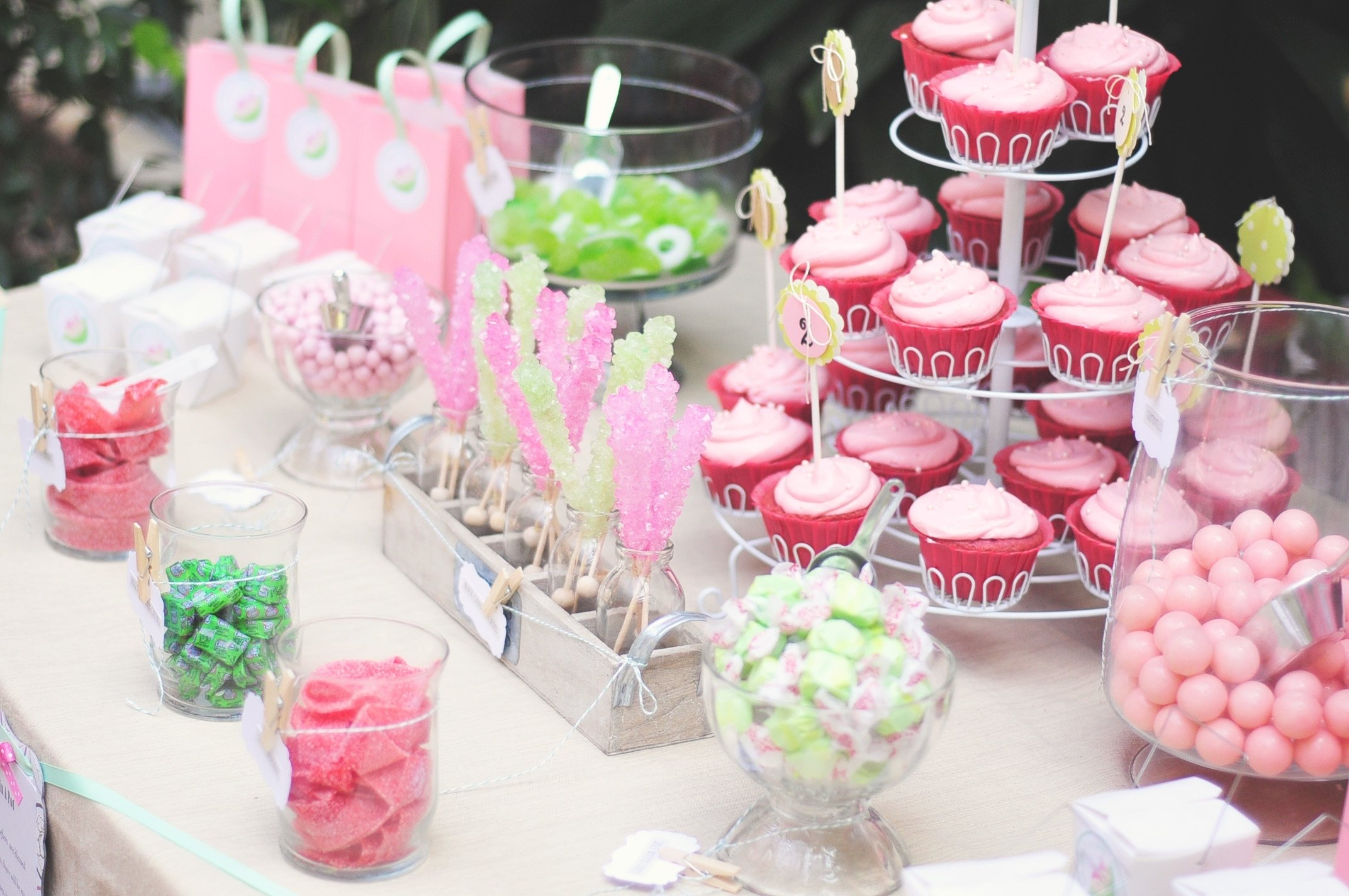 10 Stylish Candy Ideas For Baby Shower