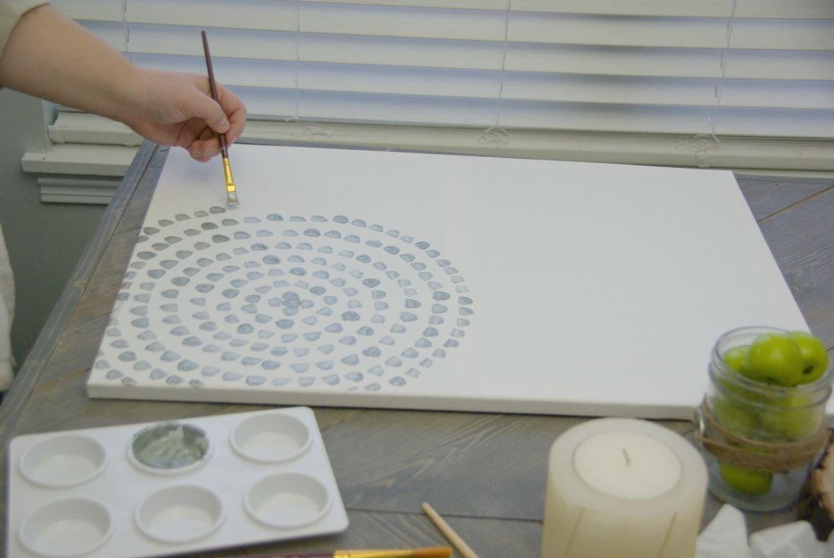 10 Fantastic Diy Canvas Wall Art Ideas canvas art ideas diy wall low cost way add tierra este 59376 2020